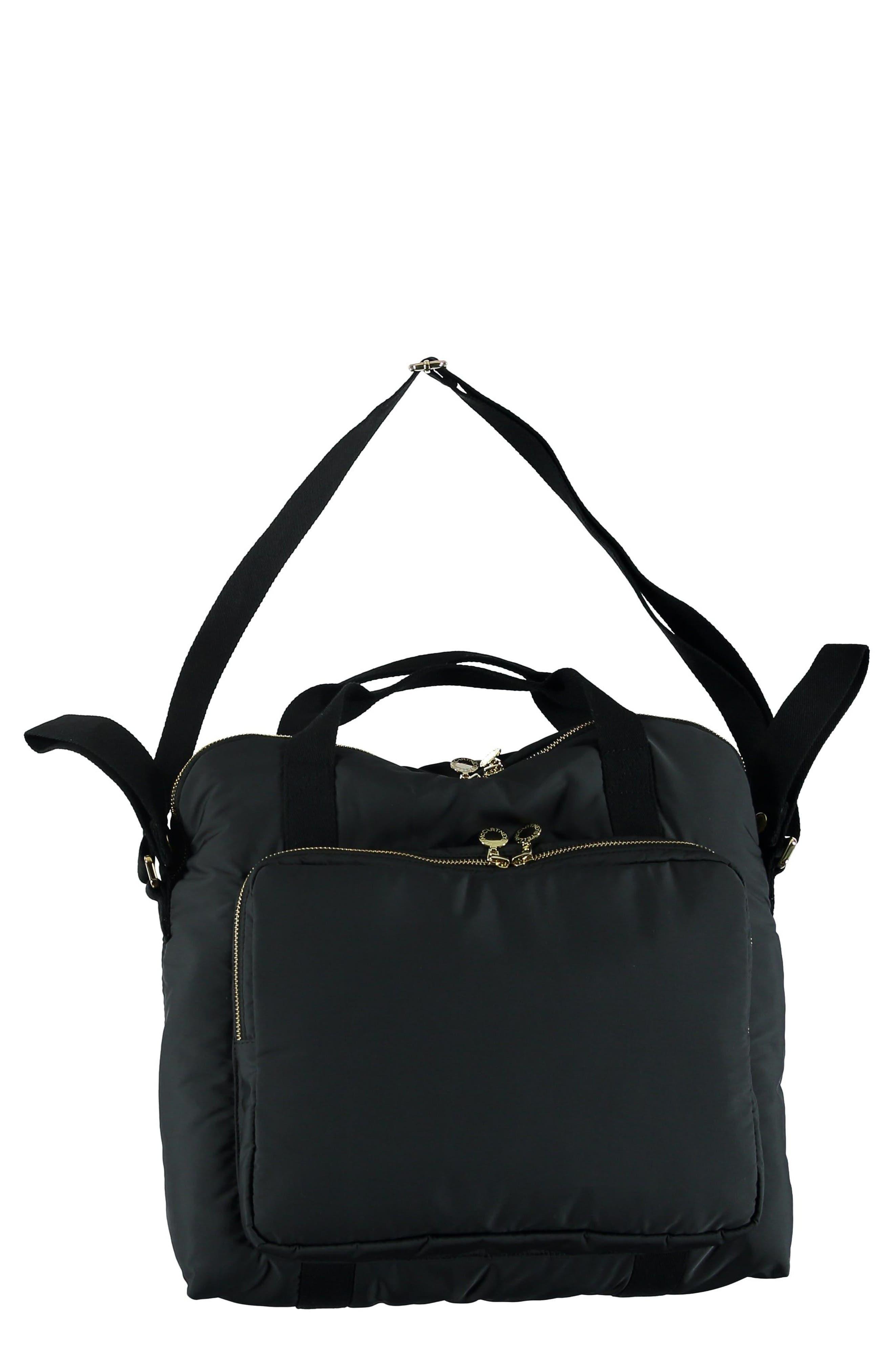 Fern Diaper Bag,                             Main thumbnail 1, color,                             1074 BLACK