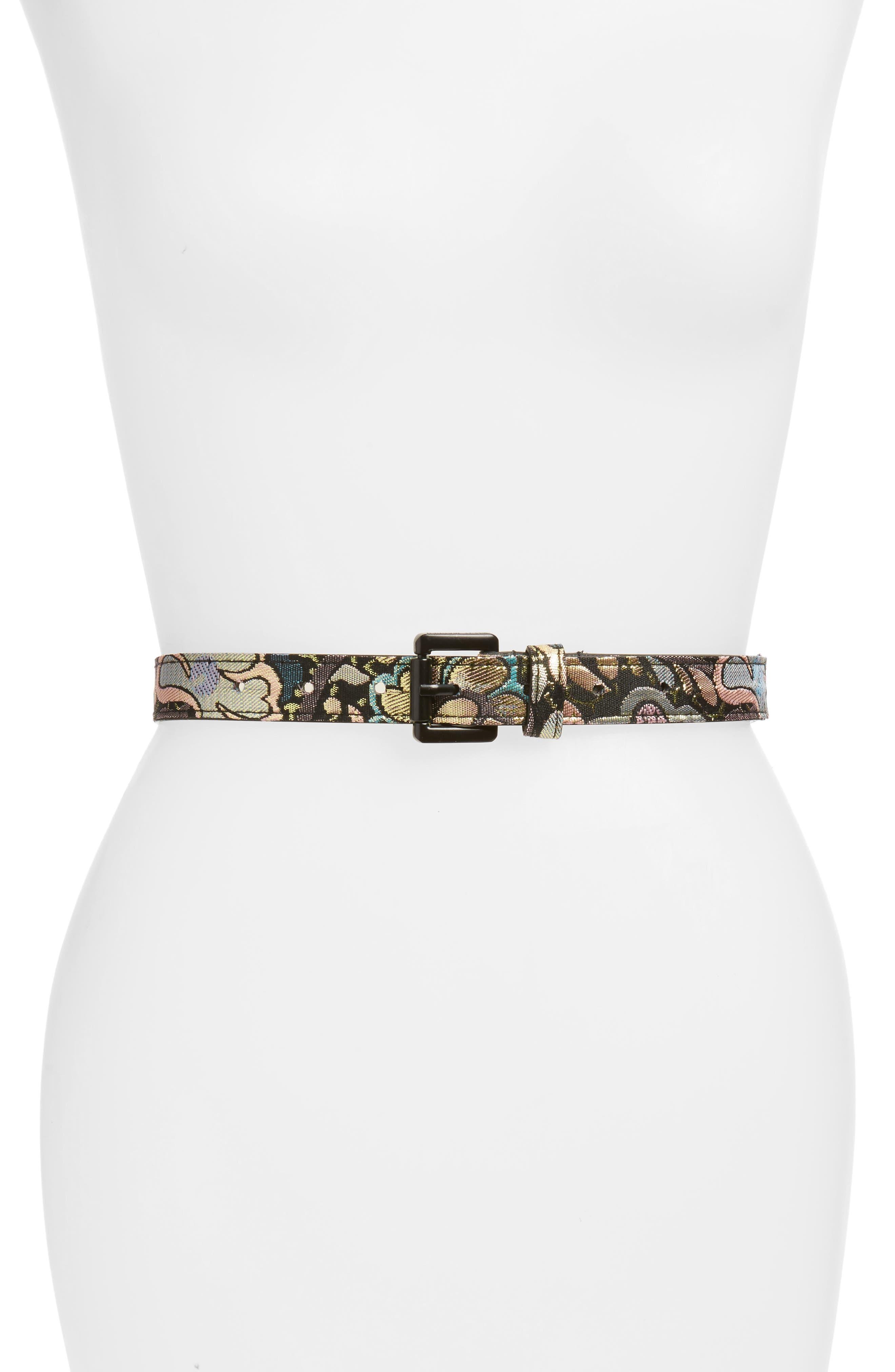 Brocade Belt,                         Main,                         color, 514
