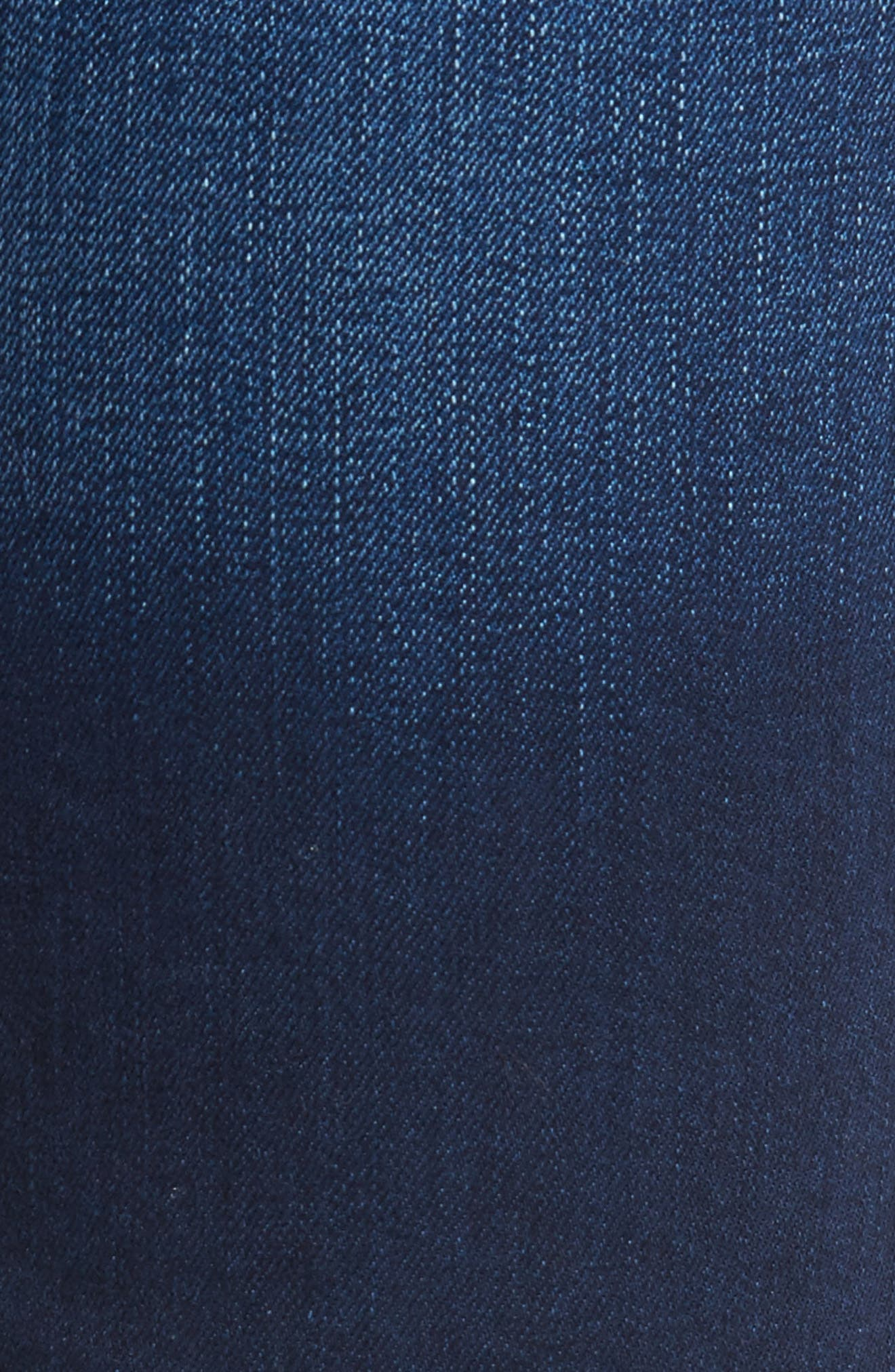 Zatiny Bootcut Jeans,                             Alternate thumbnail 5, color,                             400