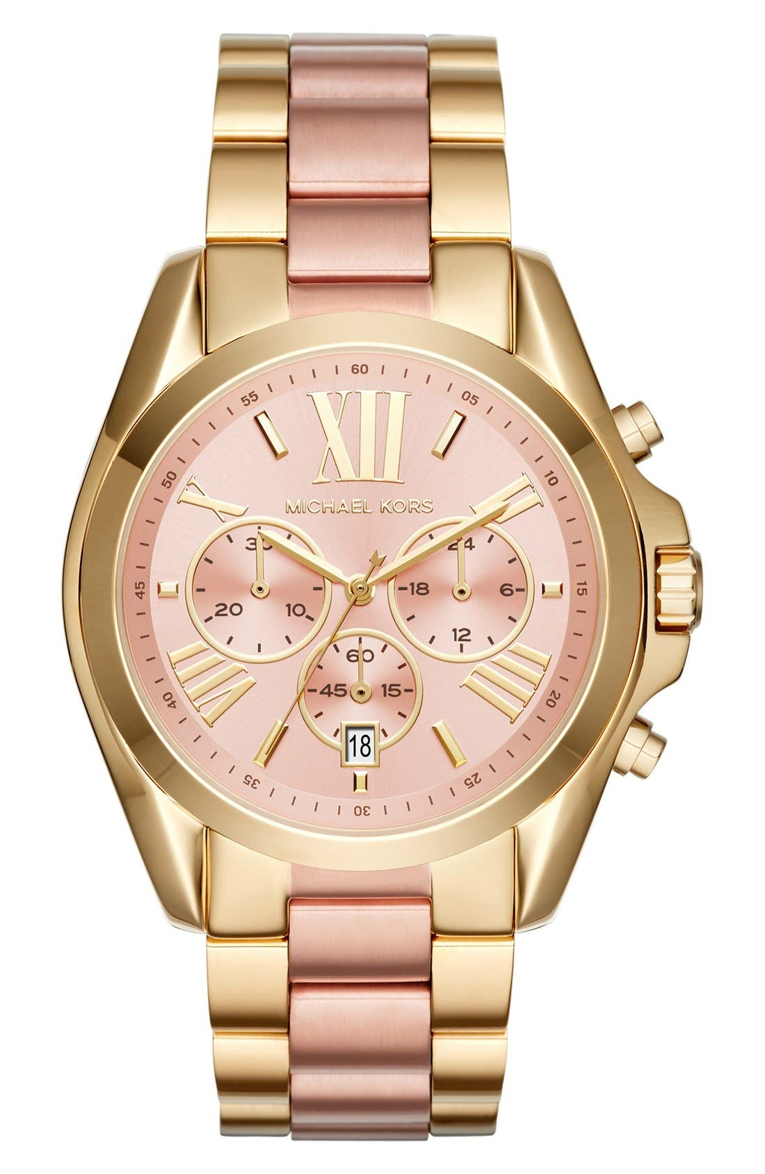 Bradshaw Chronograph Bracelet Watch, 43mm,                             Main thumbnail 21, color,