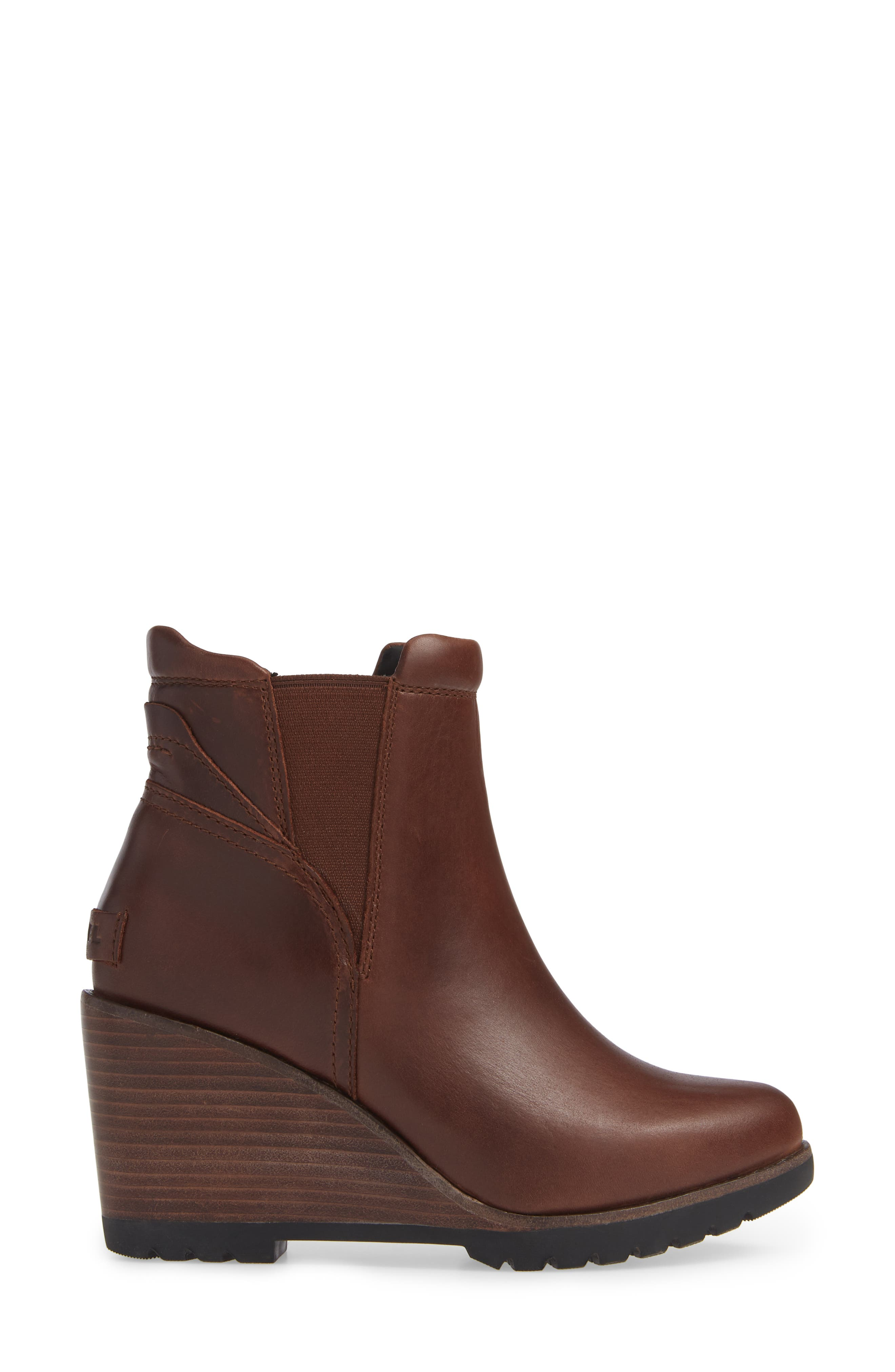 After Hours Chelsea Waterproof Boot,                             Alternate thumbnail 3, color,                             200