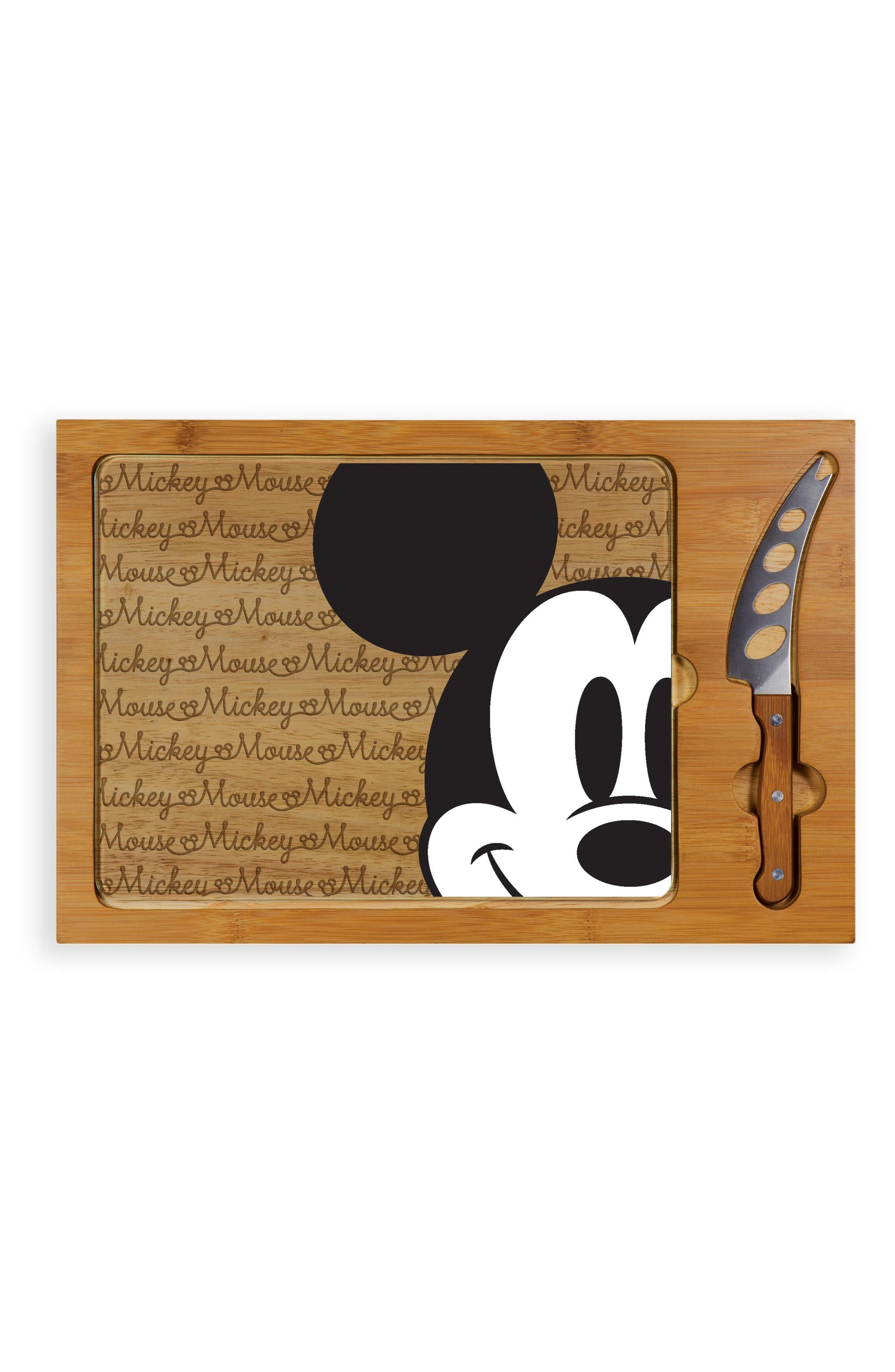 Icon - Disney 3-Piece Cheese Board Set,                             Main thumbnail 1, color,                             200