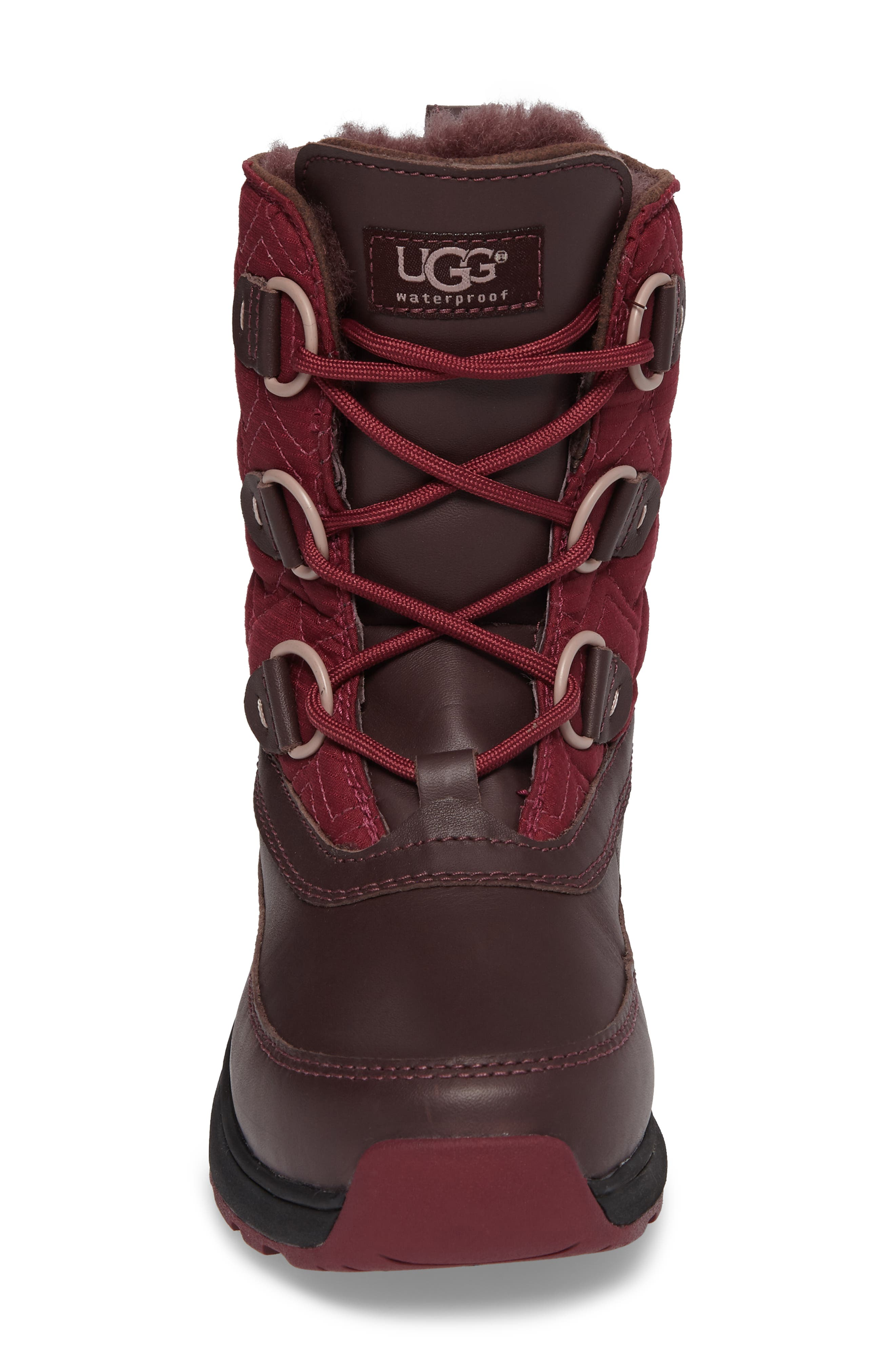 Lachlan Waterproof Insulated Snow Boot,                             Alternate thumbnail 12, color,