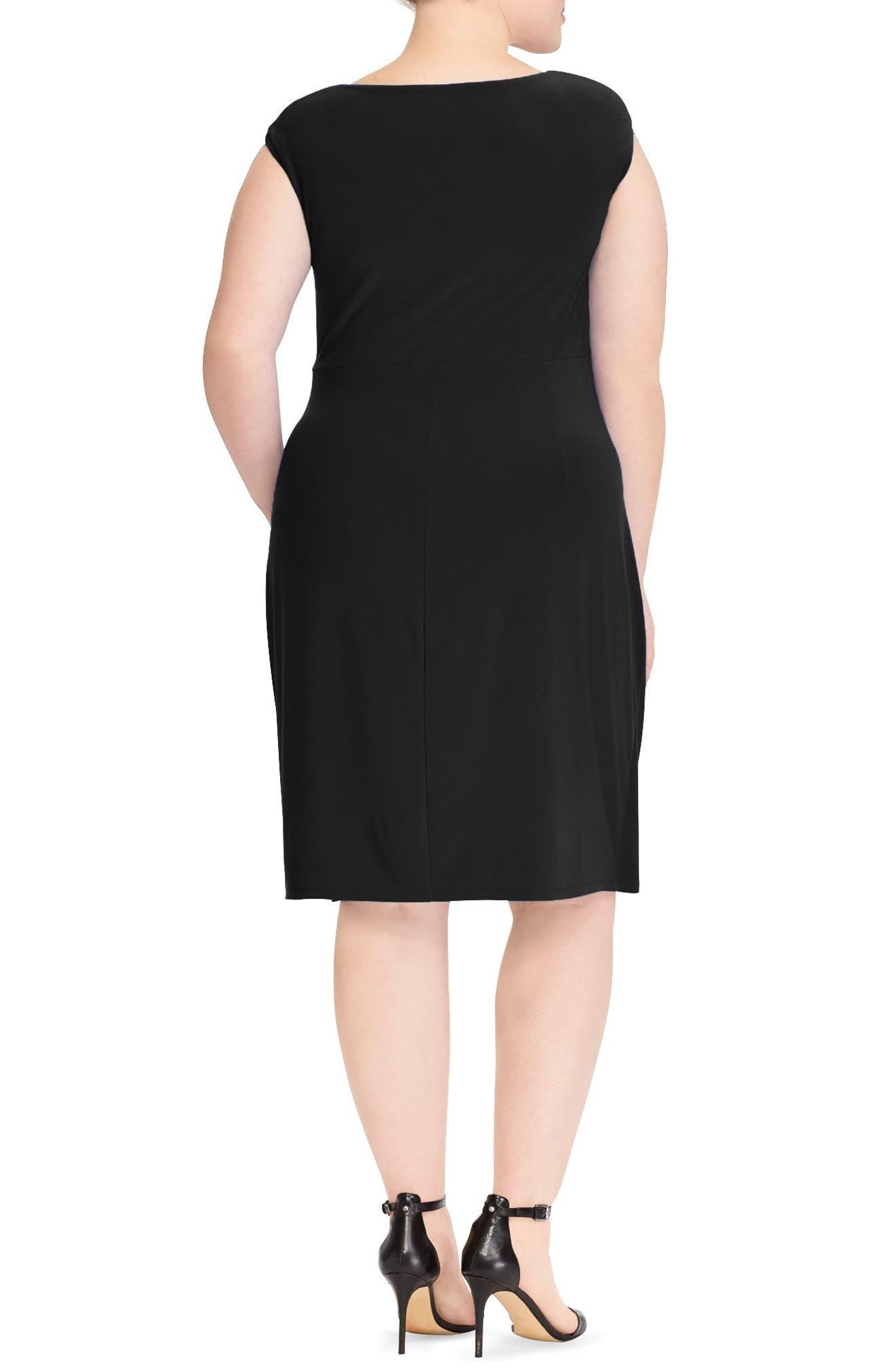 Adara Sheath Dress,                             Alternate thumbnail 2, color,                             001