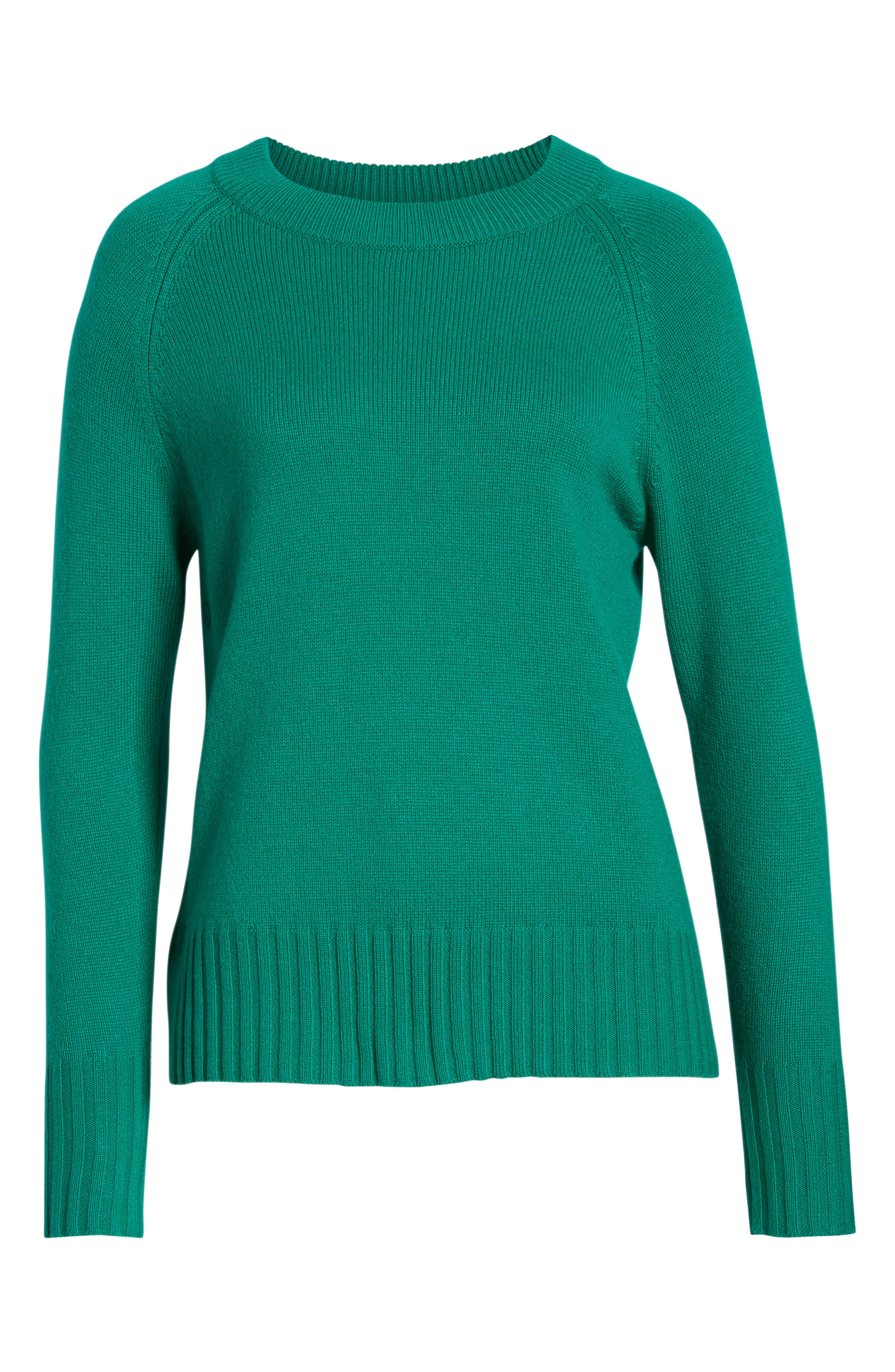 1901,                             Side Button Sweater,                             Alternate thumbnail 6, color,                             310