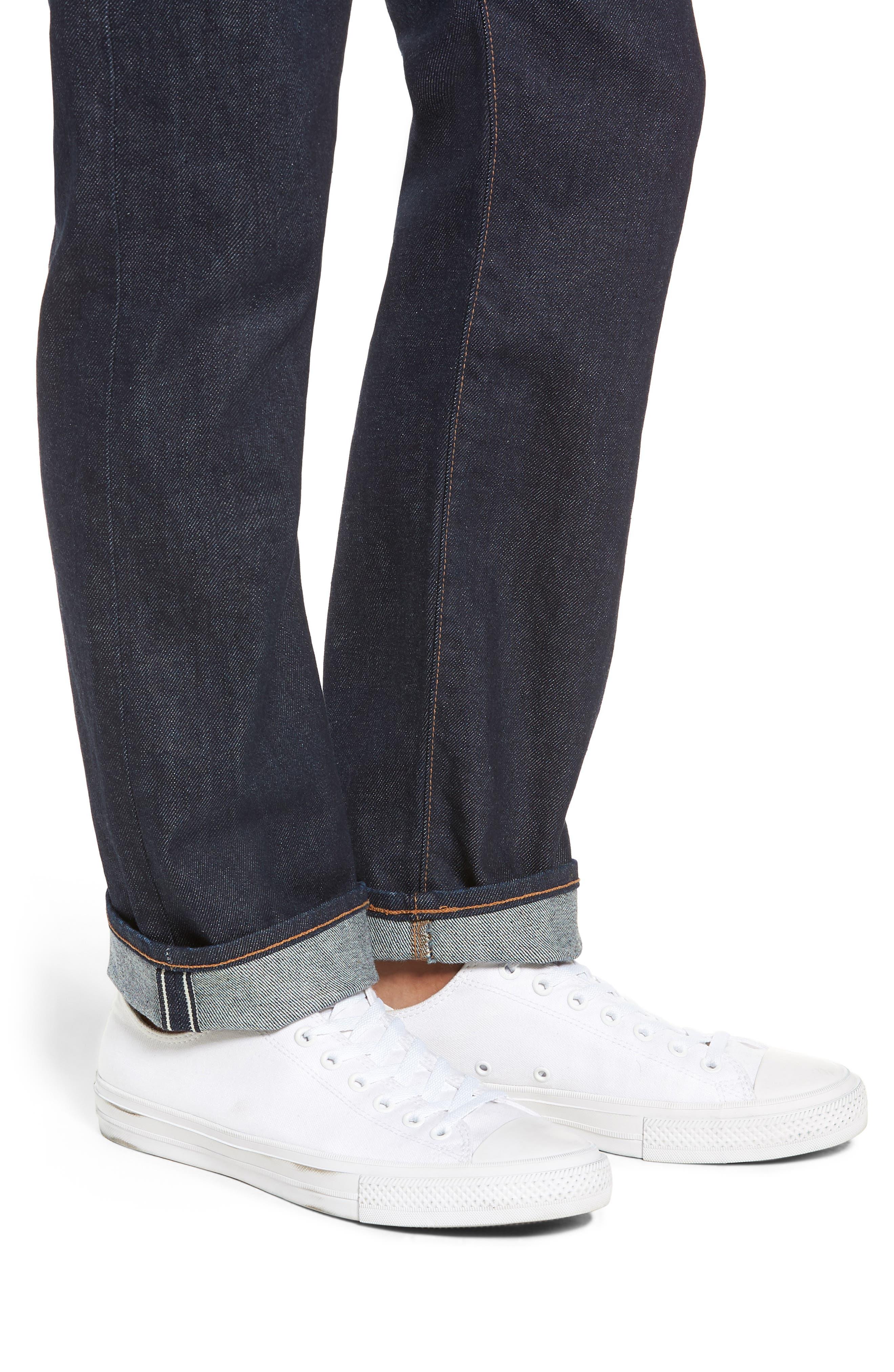 502<sup>™</sup> Straight Leg Jeans,                             Alternate thumbnail 4, color,                             401