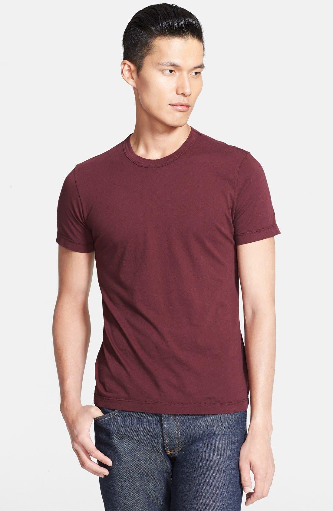Crewneck Jersey T-Shirt,                             Main thumbnail 97, color,