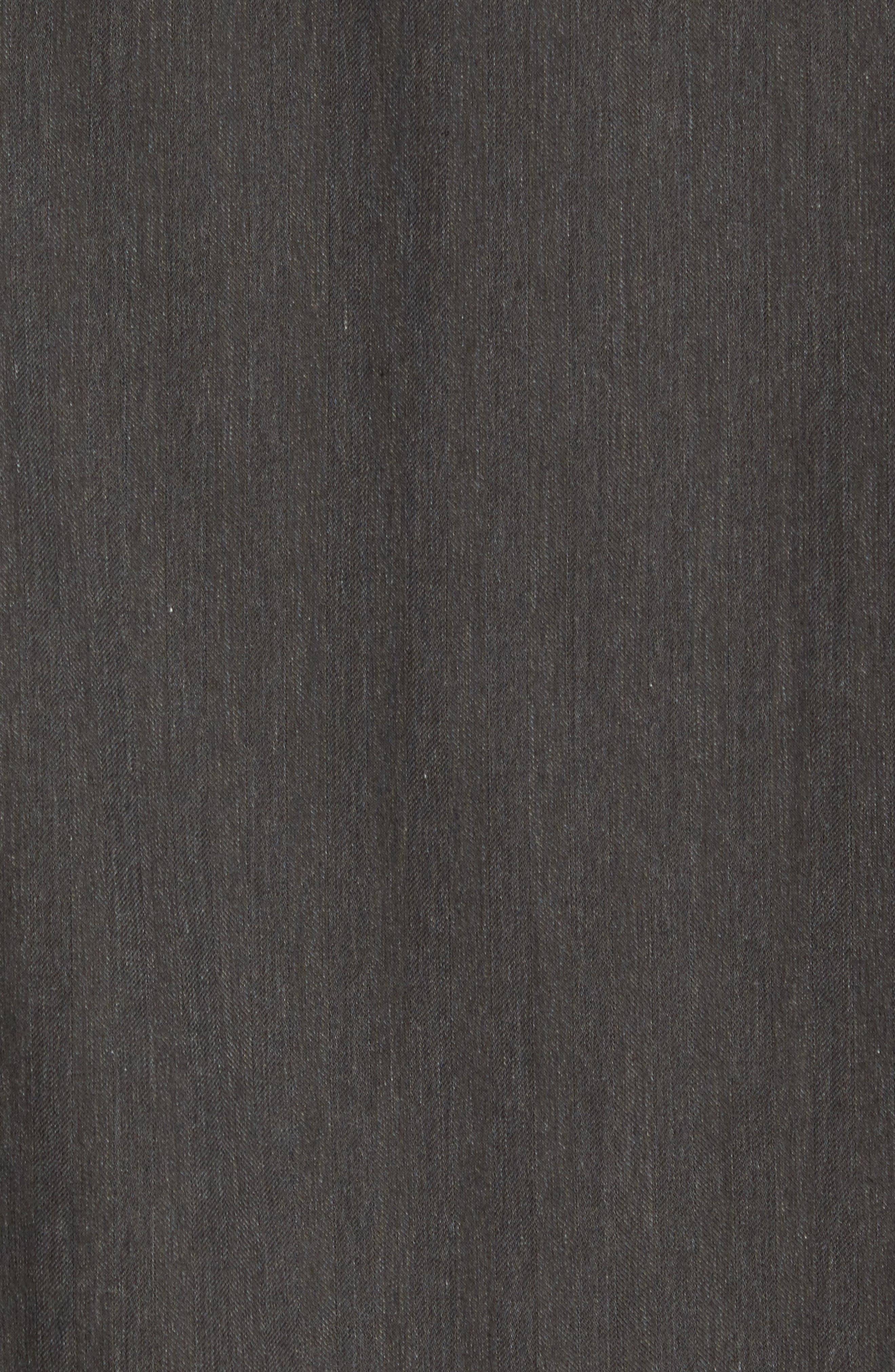 Rammy Trim Fit Solid Sport Shirt,                             Alternate thumbnail 5, color,                             381