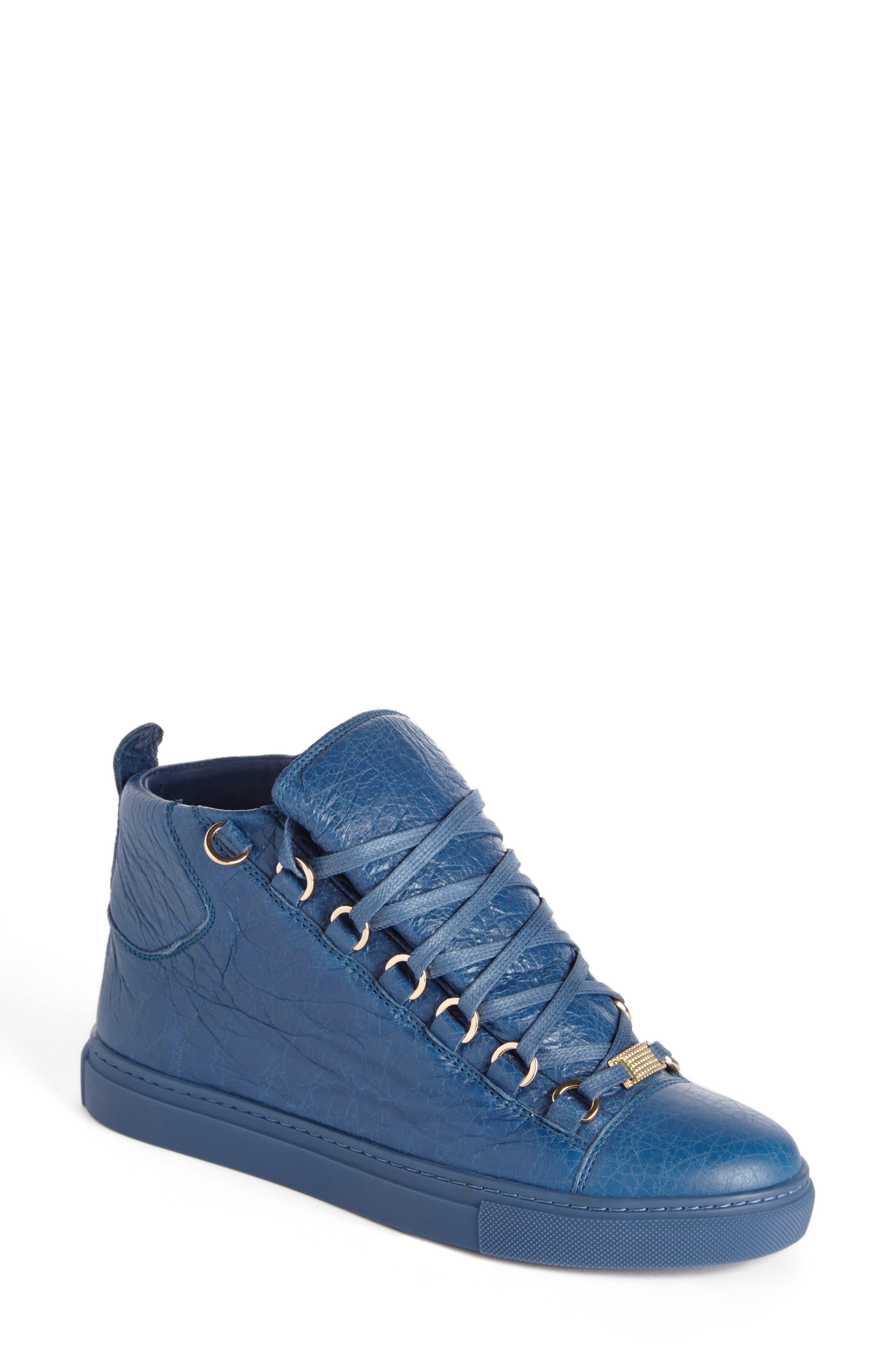 High Top Sneaker,                             Main thumbnail 4, color,