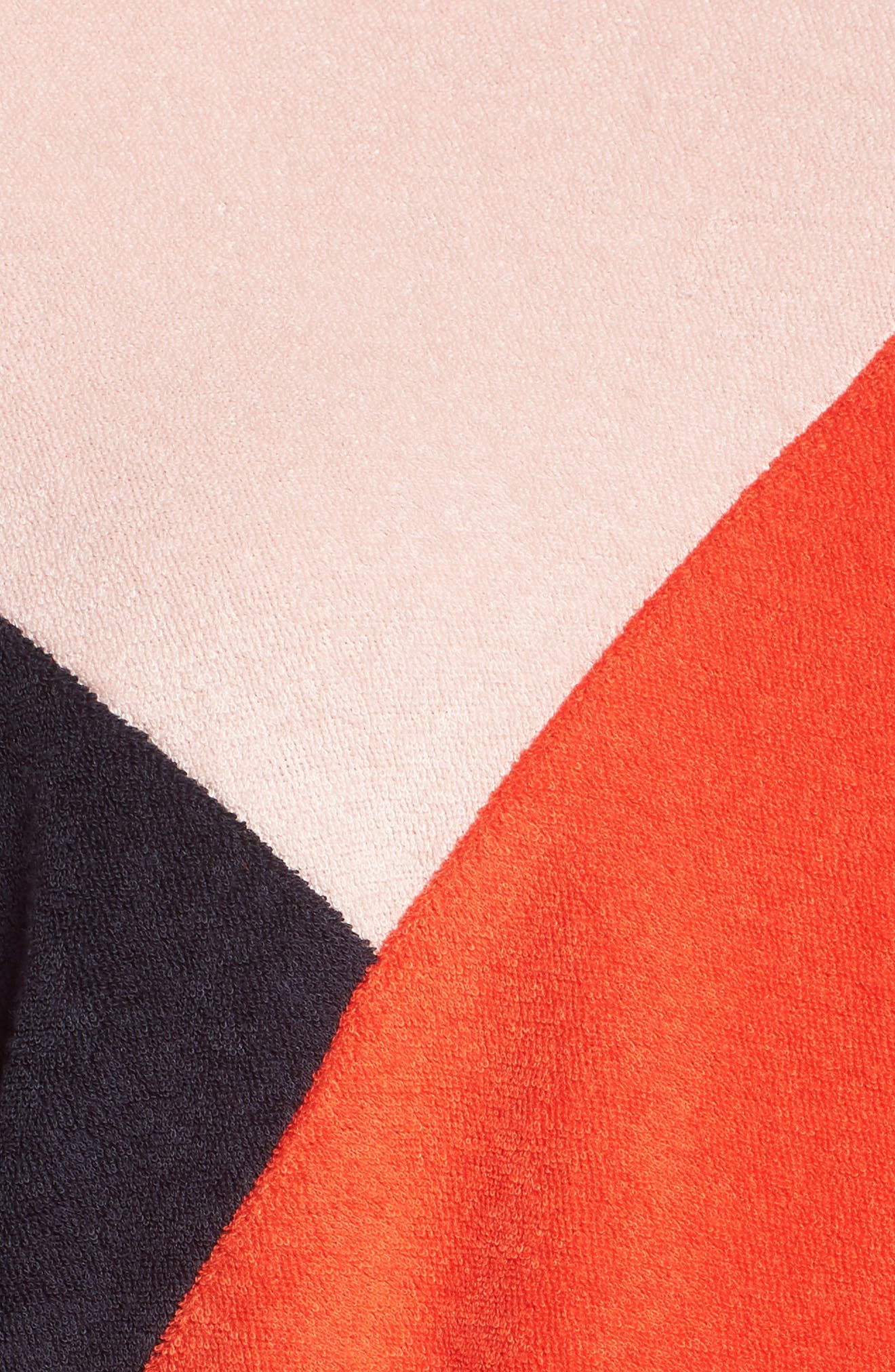 x Margherita Sportivo French Terry Sweatshirt,                             Alternate thumbnail 5, color,                             602