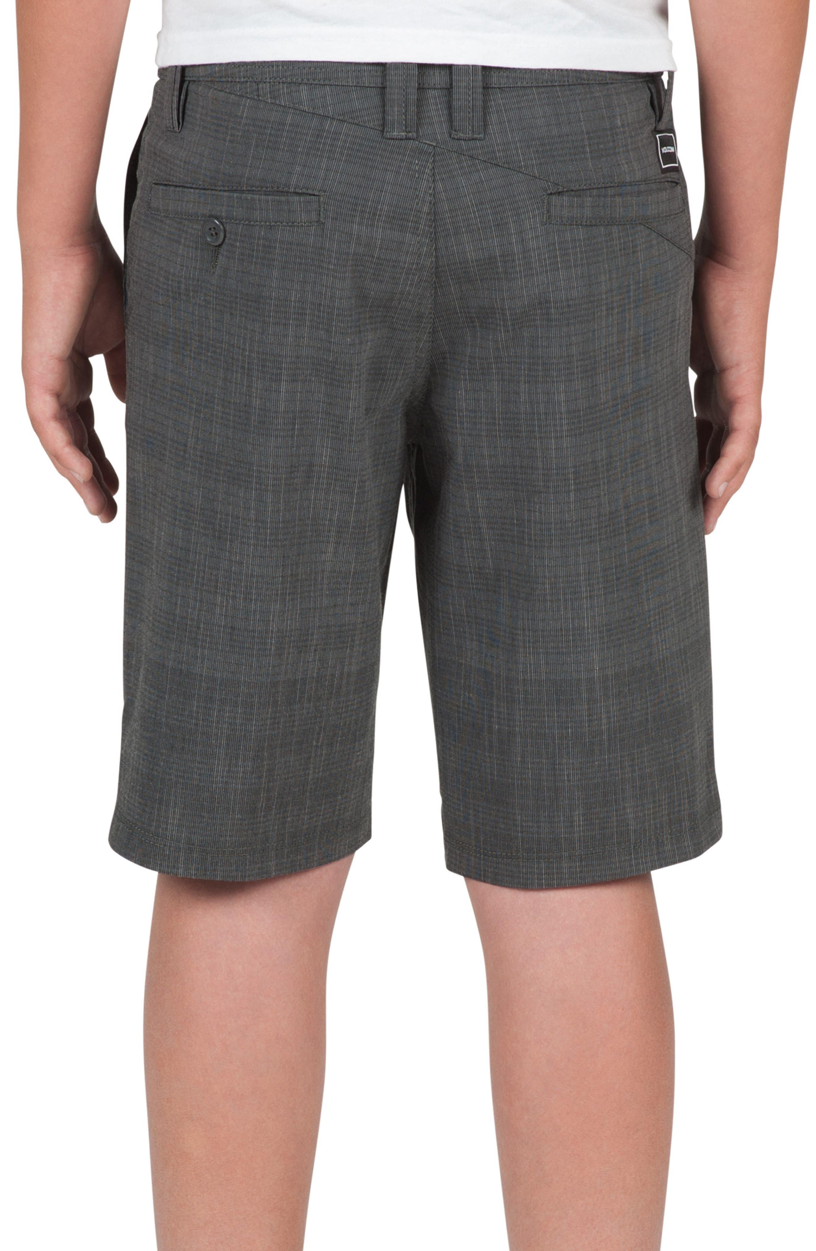 Surf N' Turf Hybrid Shorts,                             Alternate thumbnail 2, color,                             001