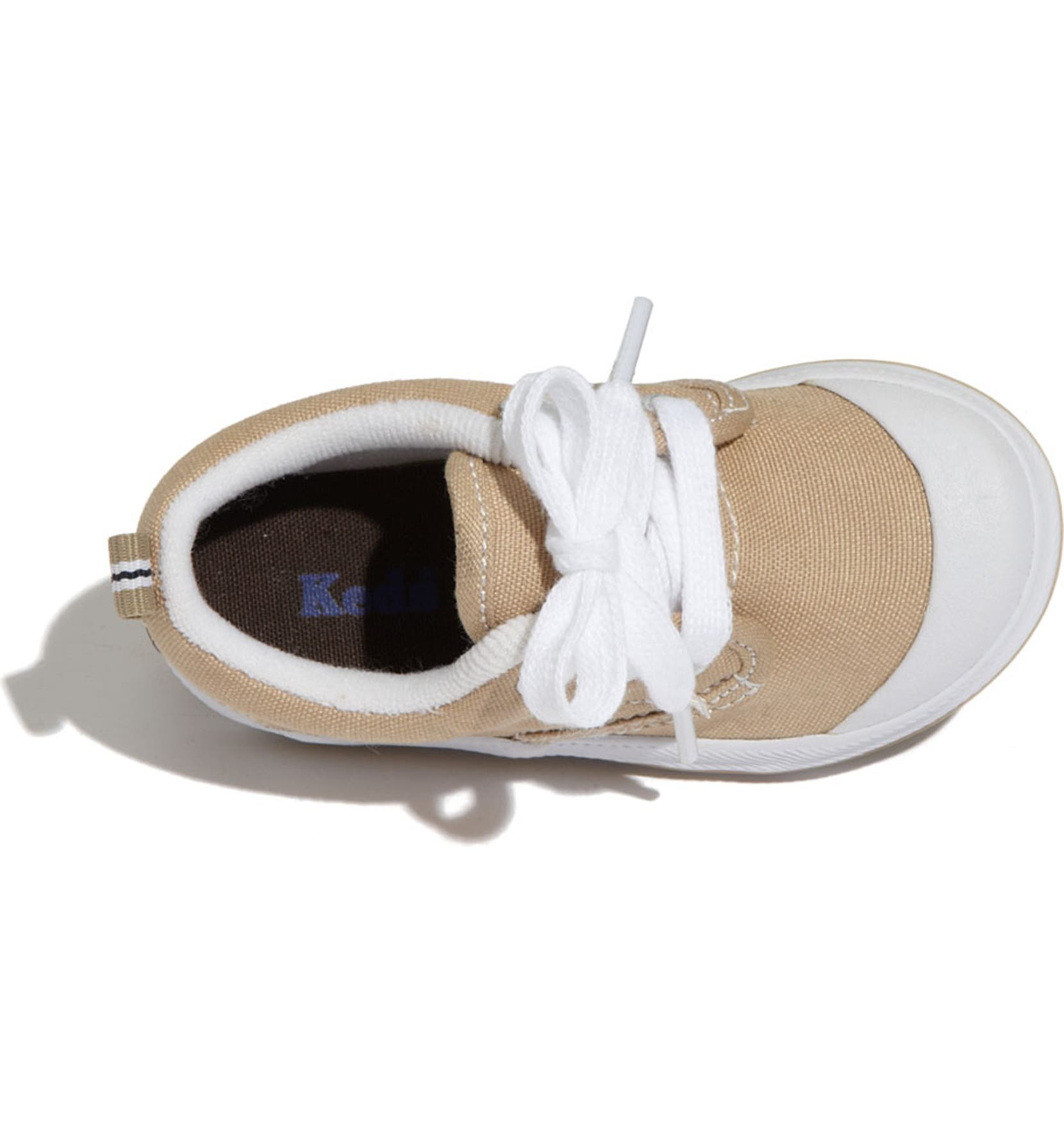 Keds®  Graham  Lace-Up Sneaker (Baby 60874fd0e