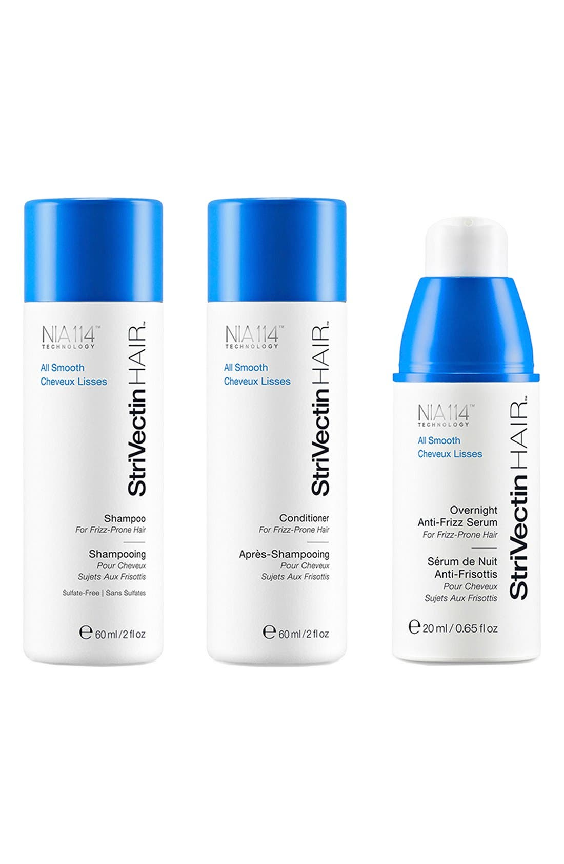 StriVectinHAIR<sup>™</sup> All Smooth Starter Kit,                             Main thumbnail 1, color,