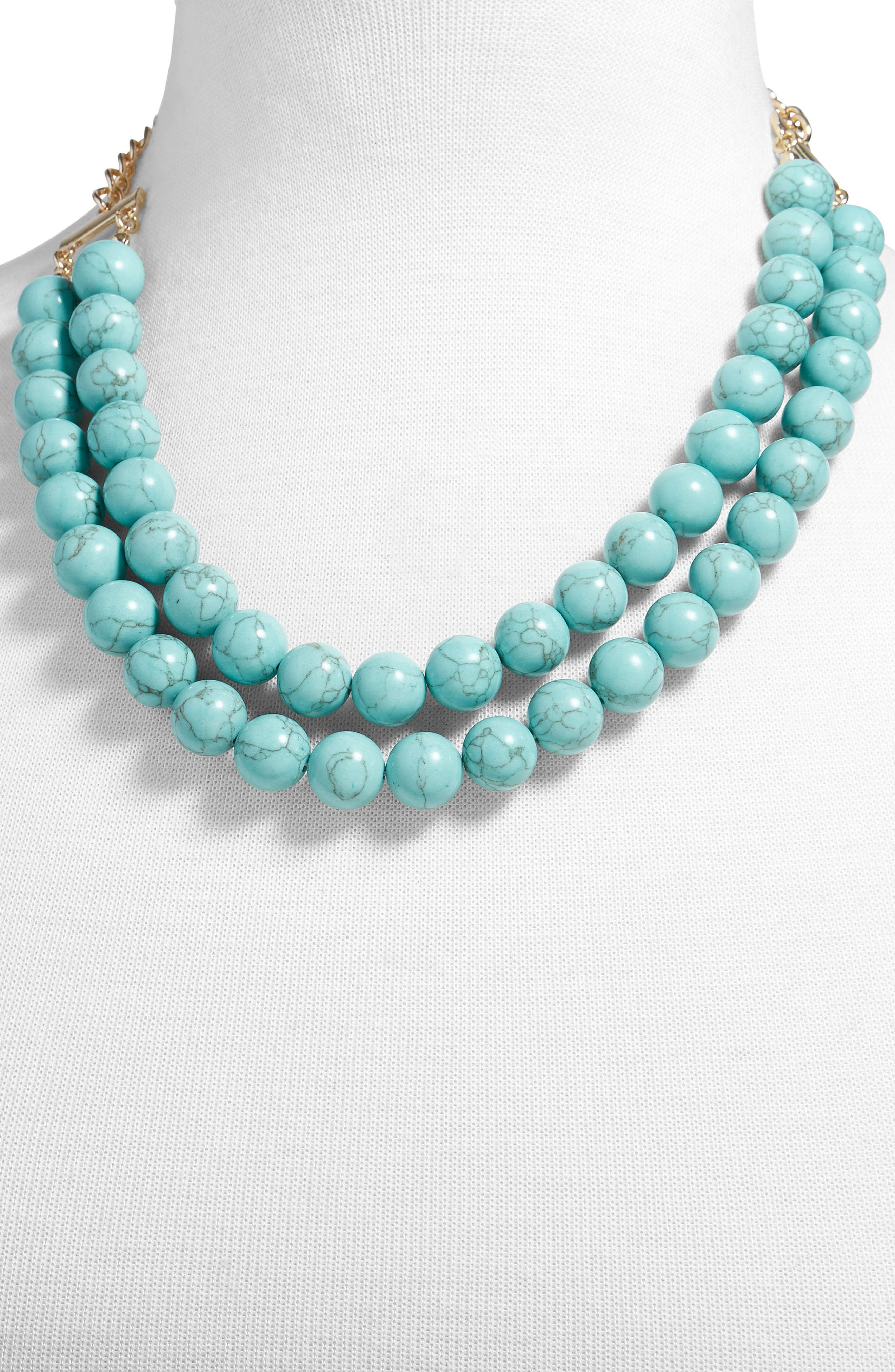Beverlyn Statement Necklace,                             Alternate thumbnail 2, color,                             400