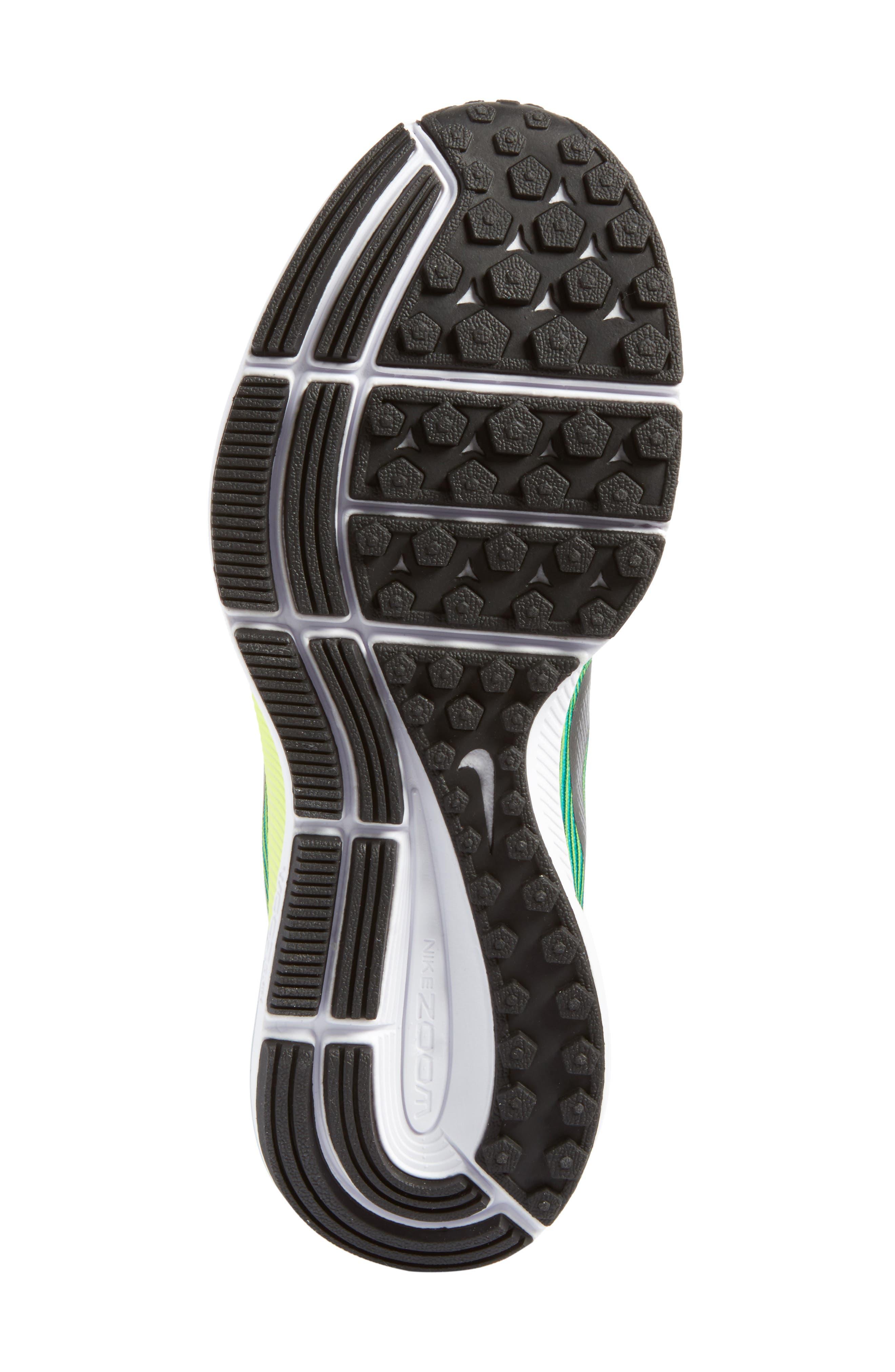 Zoom Pegasus 34 Sneaker,                             Alternate thumbnail 45, color,