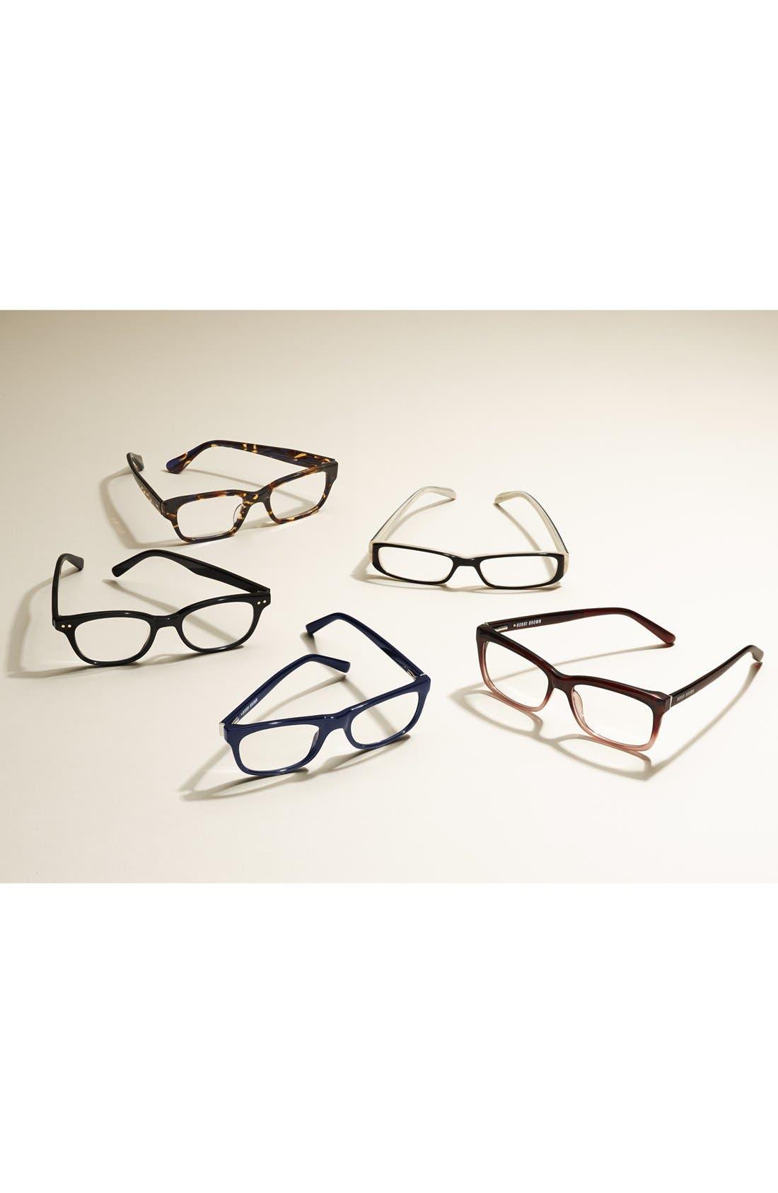 KATE SPADE NEW YORK,                             rebecca 49mm reading glasses,                             Alternate thumbnail 5, color,                             TOKYO TORTOISE