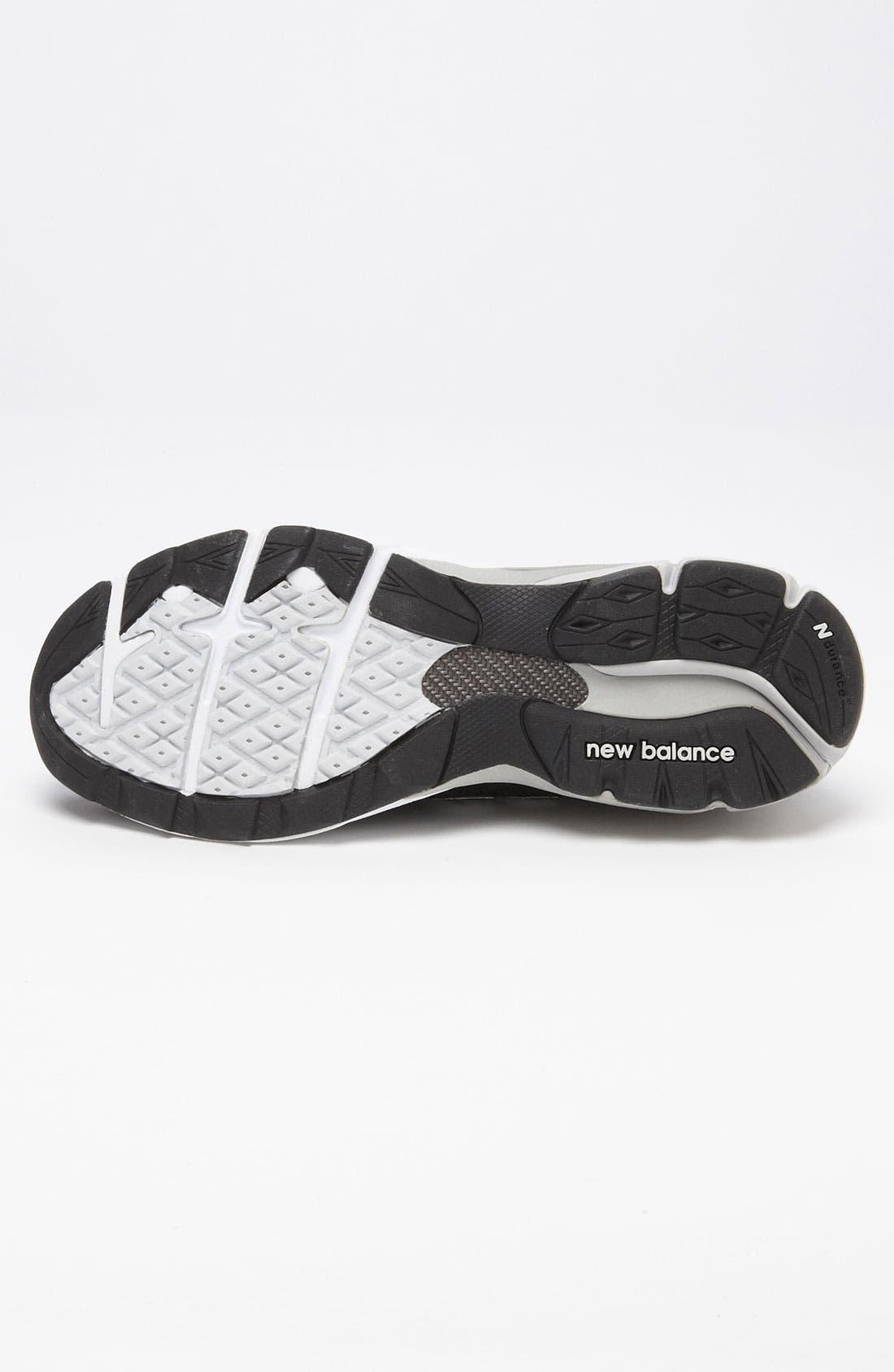 NEW BALANCE,                             '990' Running Shoe,                             Alternate thumbnail 2, color,                             001