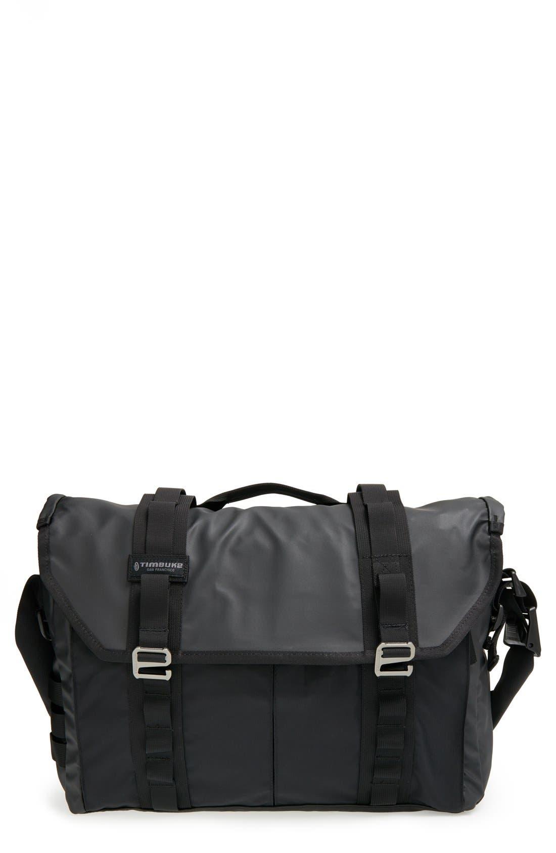 'Alchemist' Messenger Bag, Main, color, 001