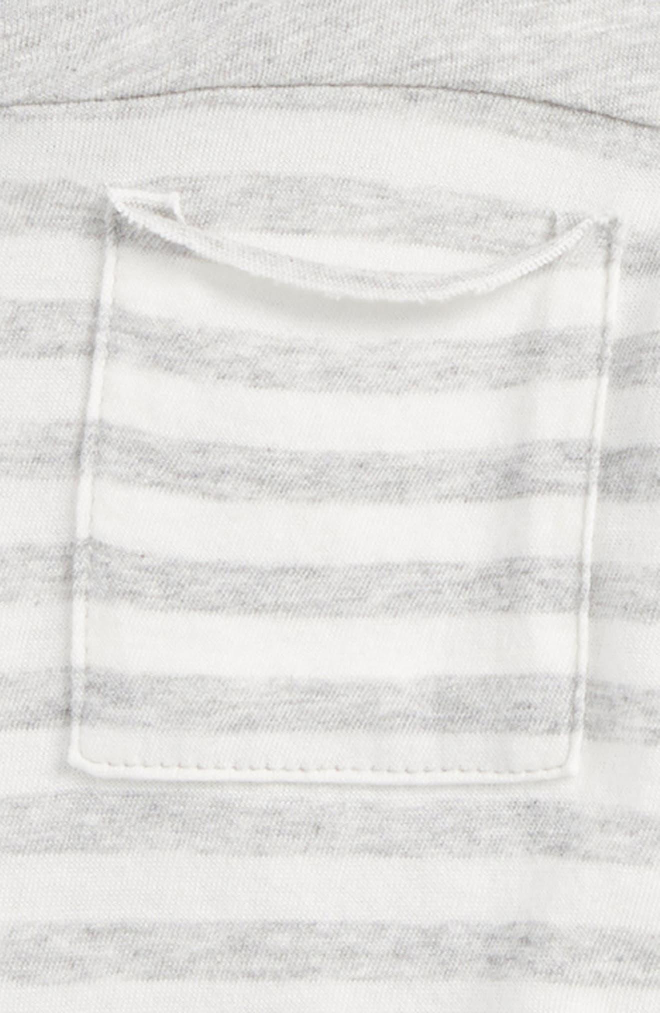 Pocket T-Shirt & Shorts Set,                             Alternate thumbnail 2, color,                             051