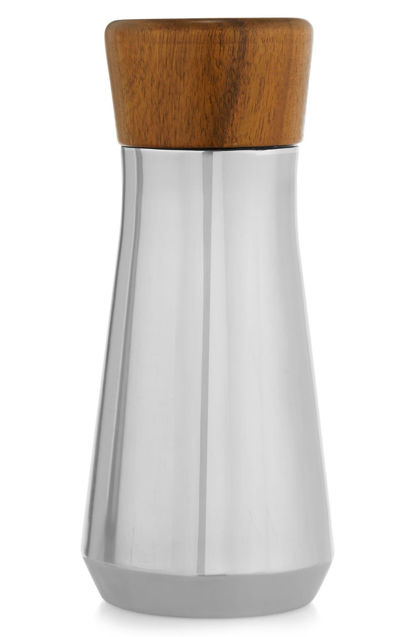 Vie Cocktail Shaker,                             Main thumbnail 1, color,                             SILVER