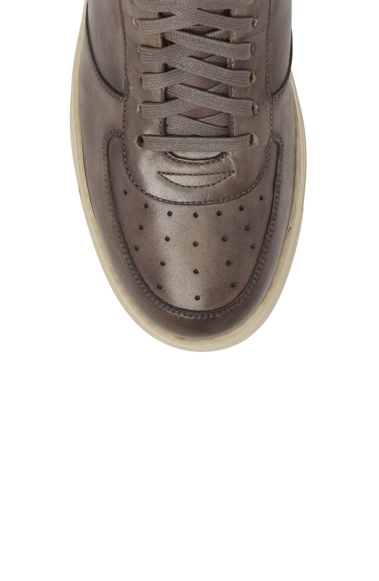 Varro Hi Top Lace Up Sneaker,                             Alternate thumbnail 5, color,                             021