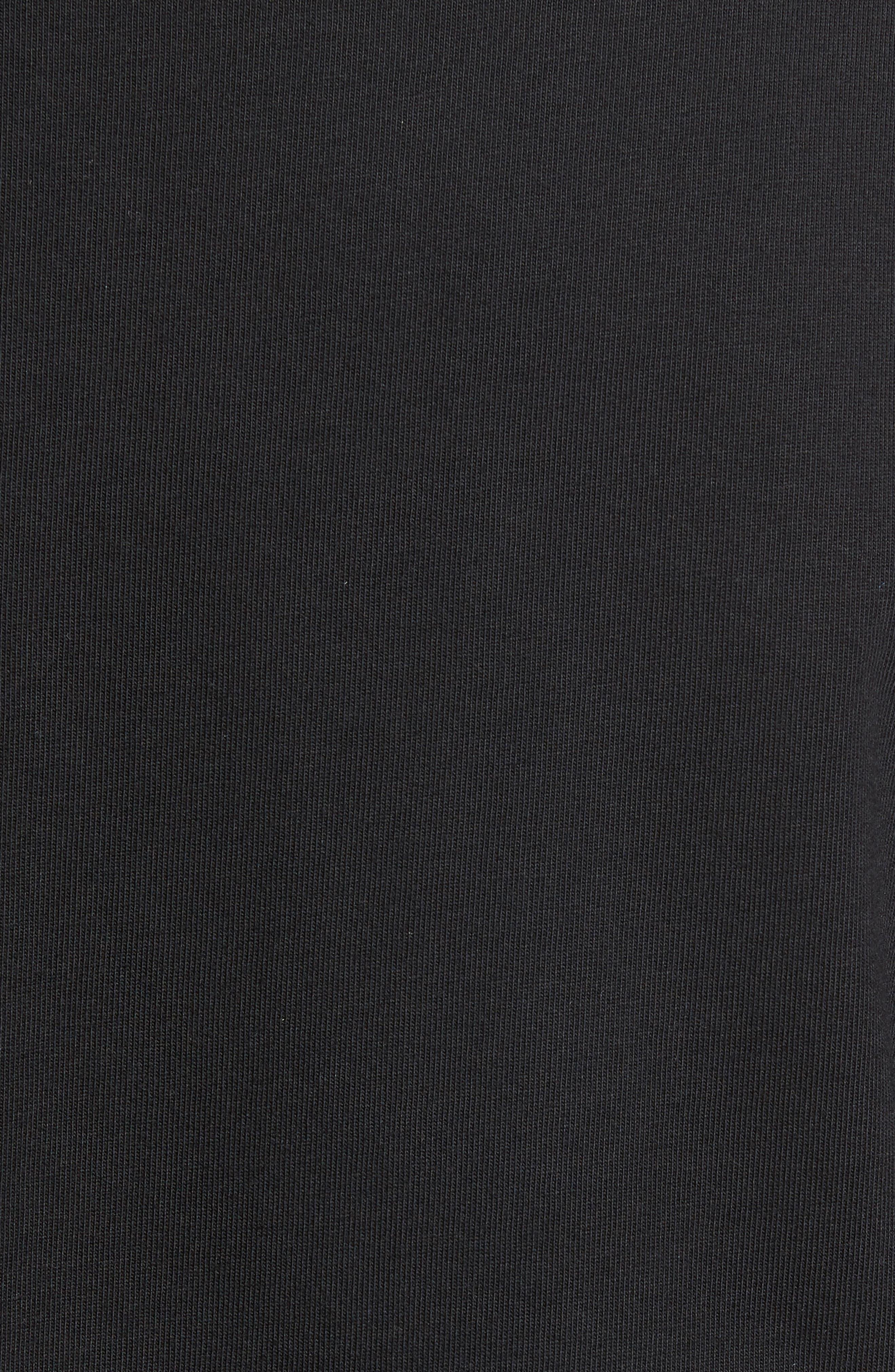 AC Boxy Oversize T-Shirt,                             Alternate thumbnail 2, color,                             001
