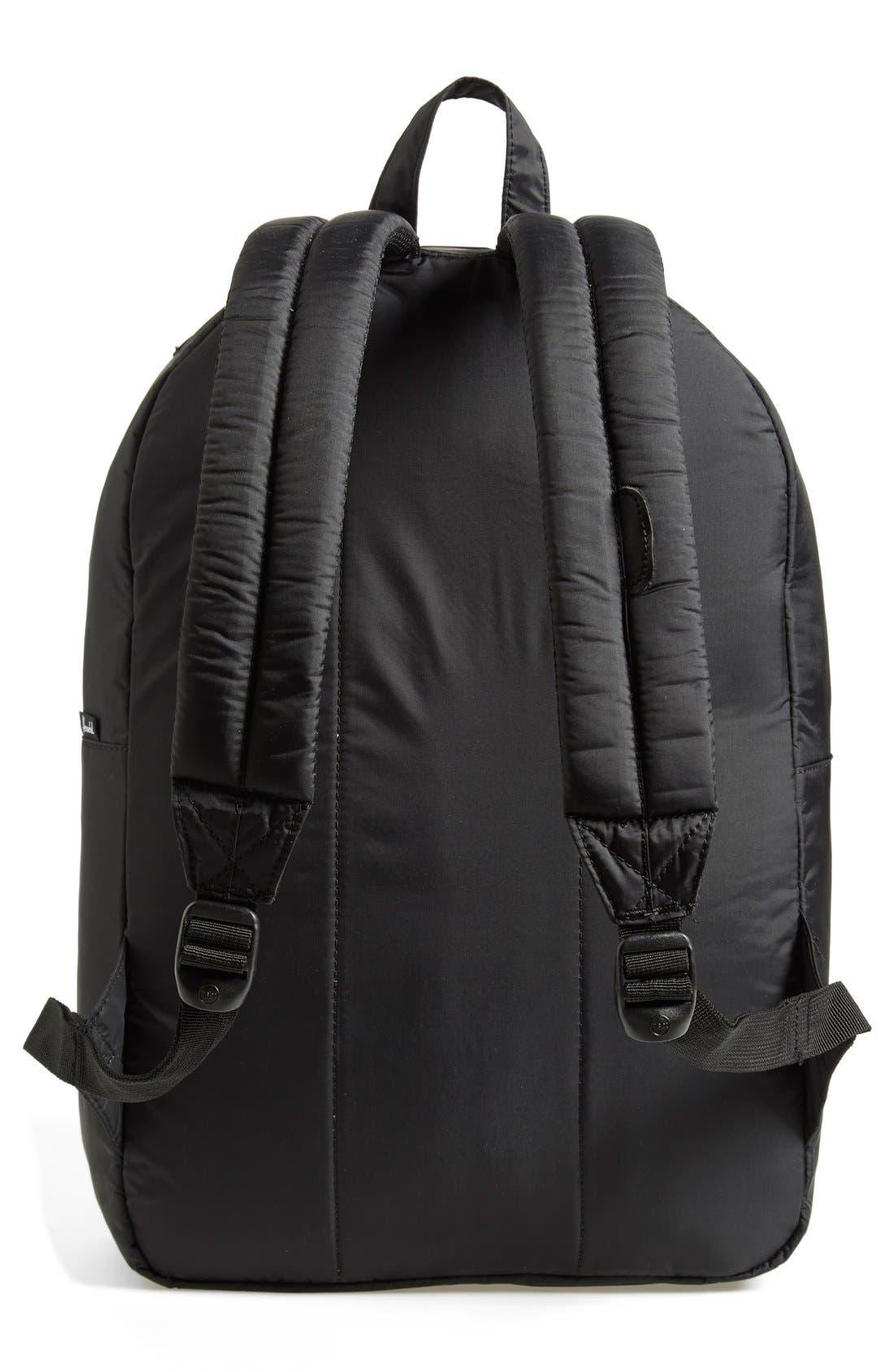 'Heritage' Nylon Backpack,                             Alternate thumbnail 3, color,                             007