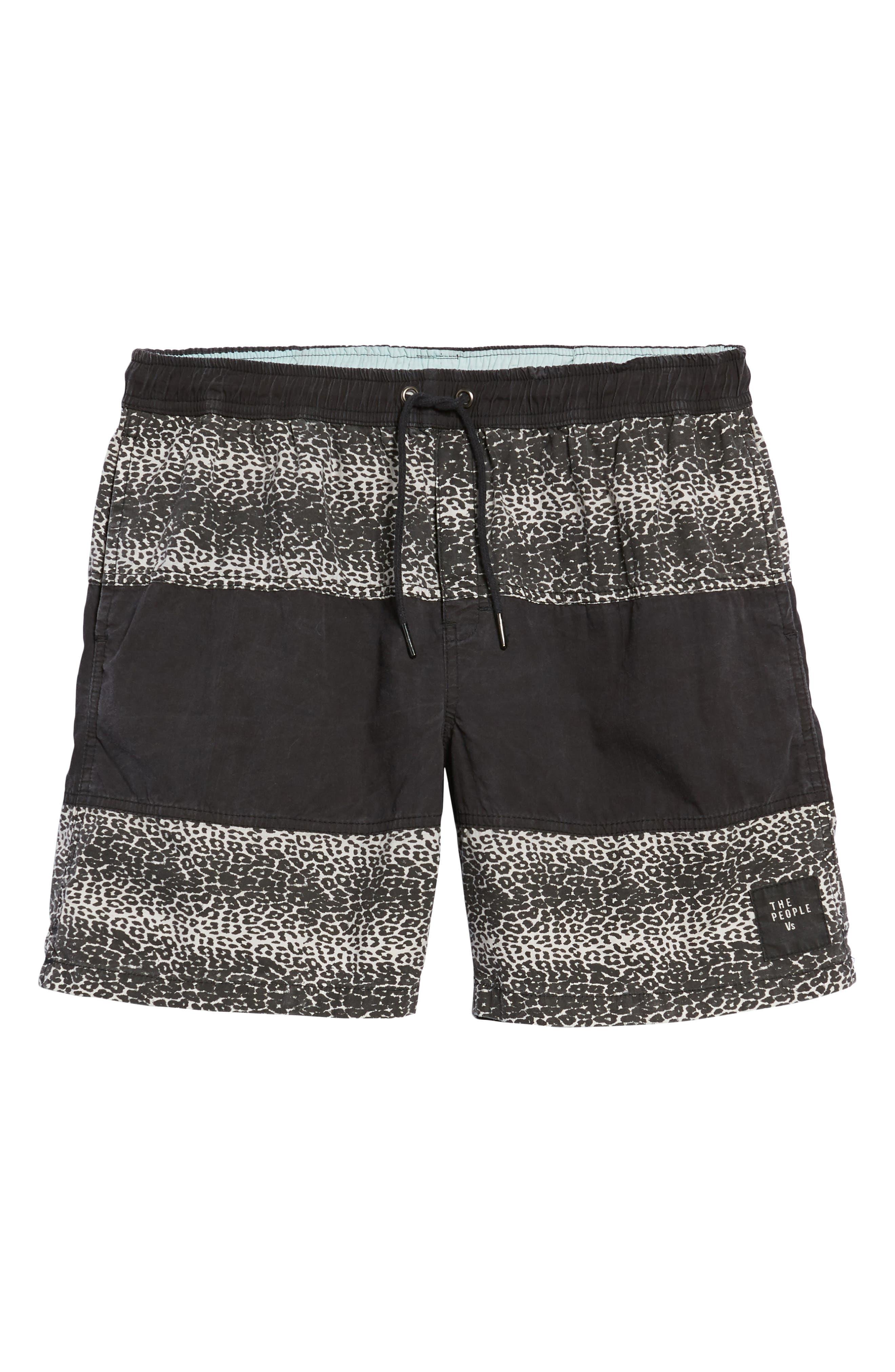 Easy Boardie Shorts,                             Alternate thumbnail 6, color,                             001