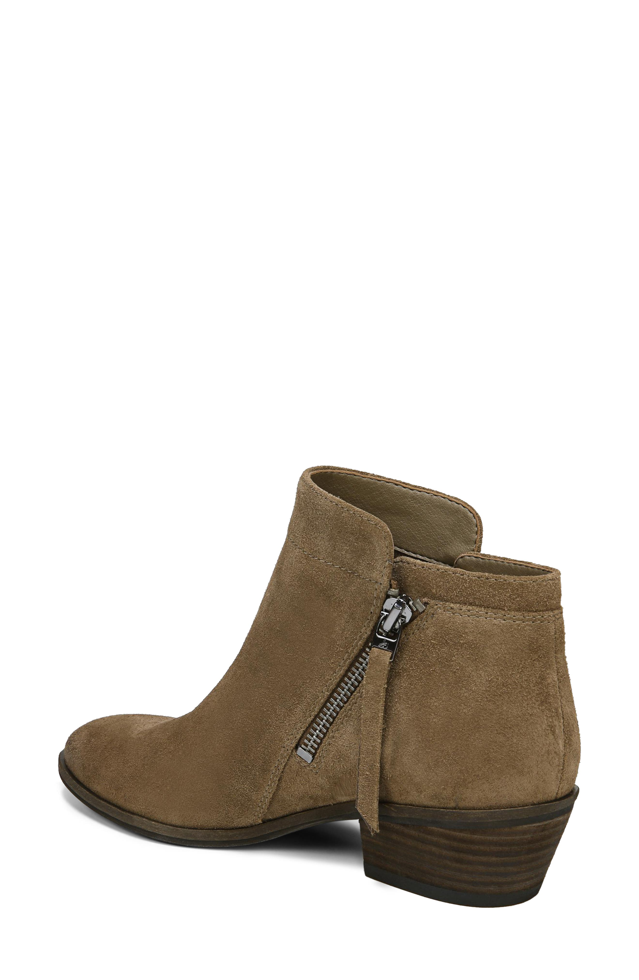 Packer Bootie,                             Alternate thumbnail 2, color,                             DARK TAUPE SUEDE LEATHER