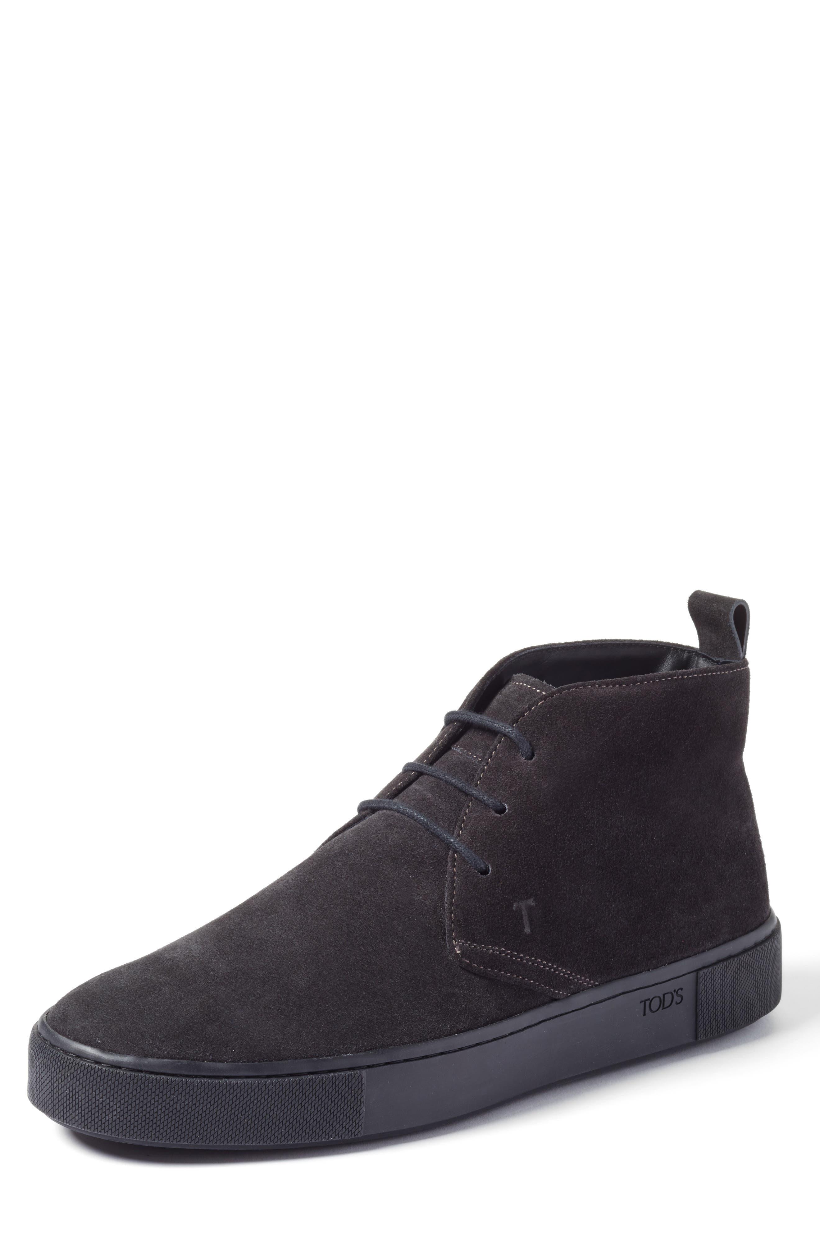 Leather Chukka Boot,                         Main,                         color, 020