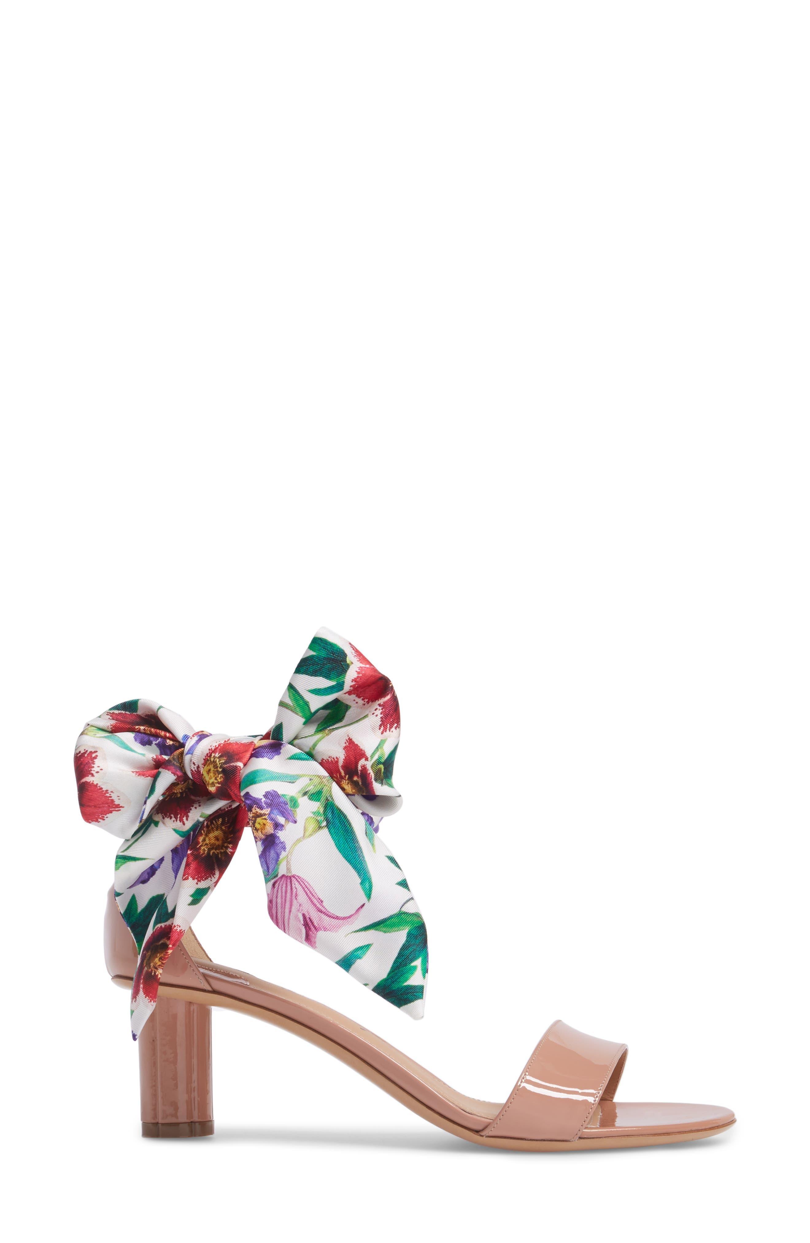 Tursi Sandal,                             Alternate thumbnail 3, color,                             NEW BLUSH