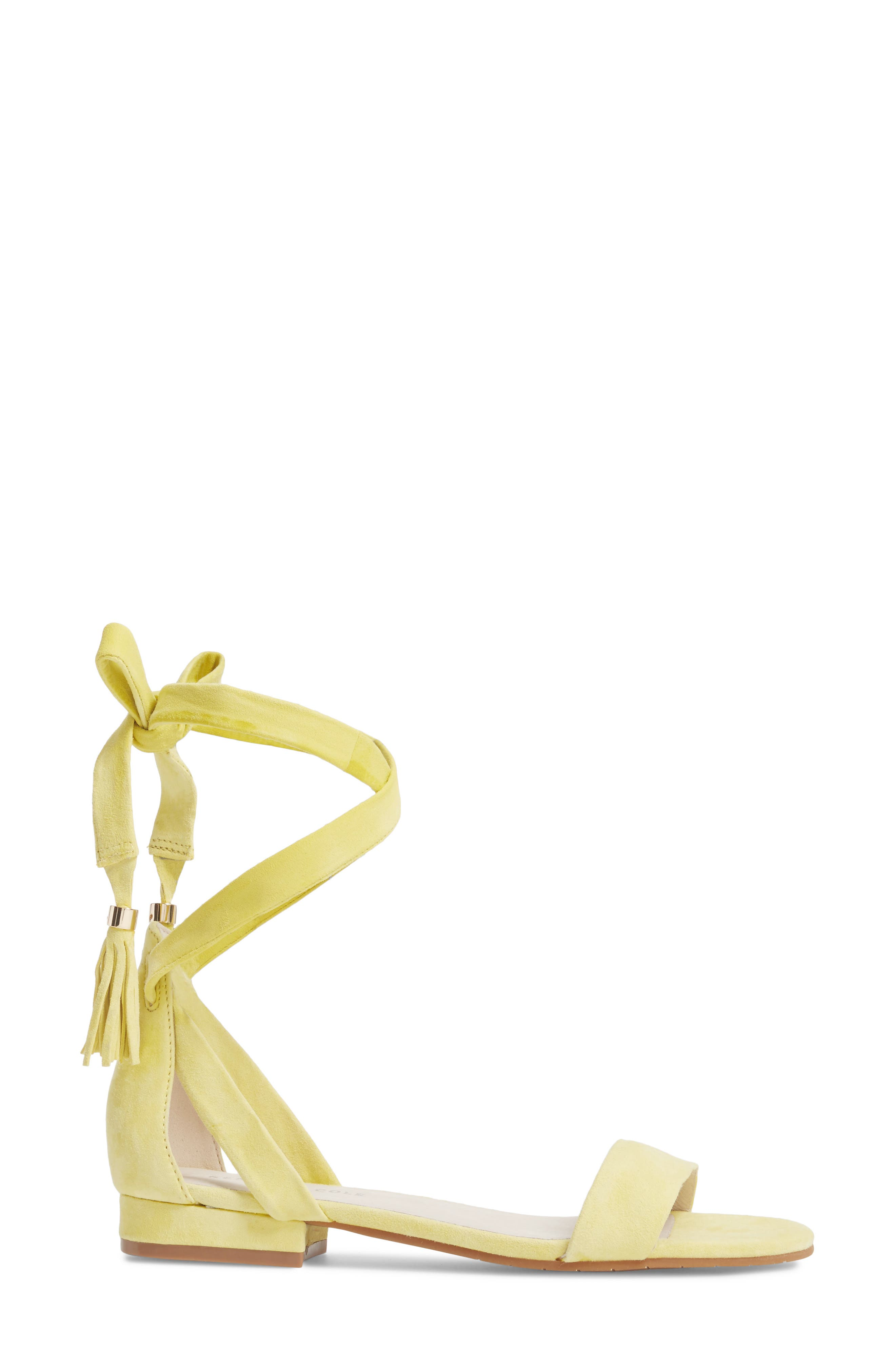 Valen Tassel Lace-Up Sandal,                             Alternate thumbnail 30, color,