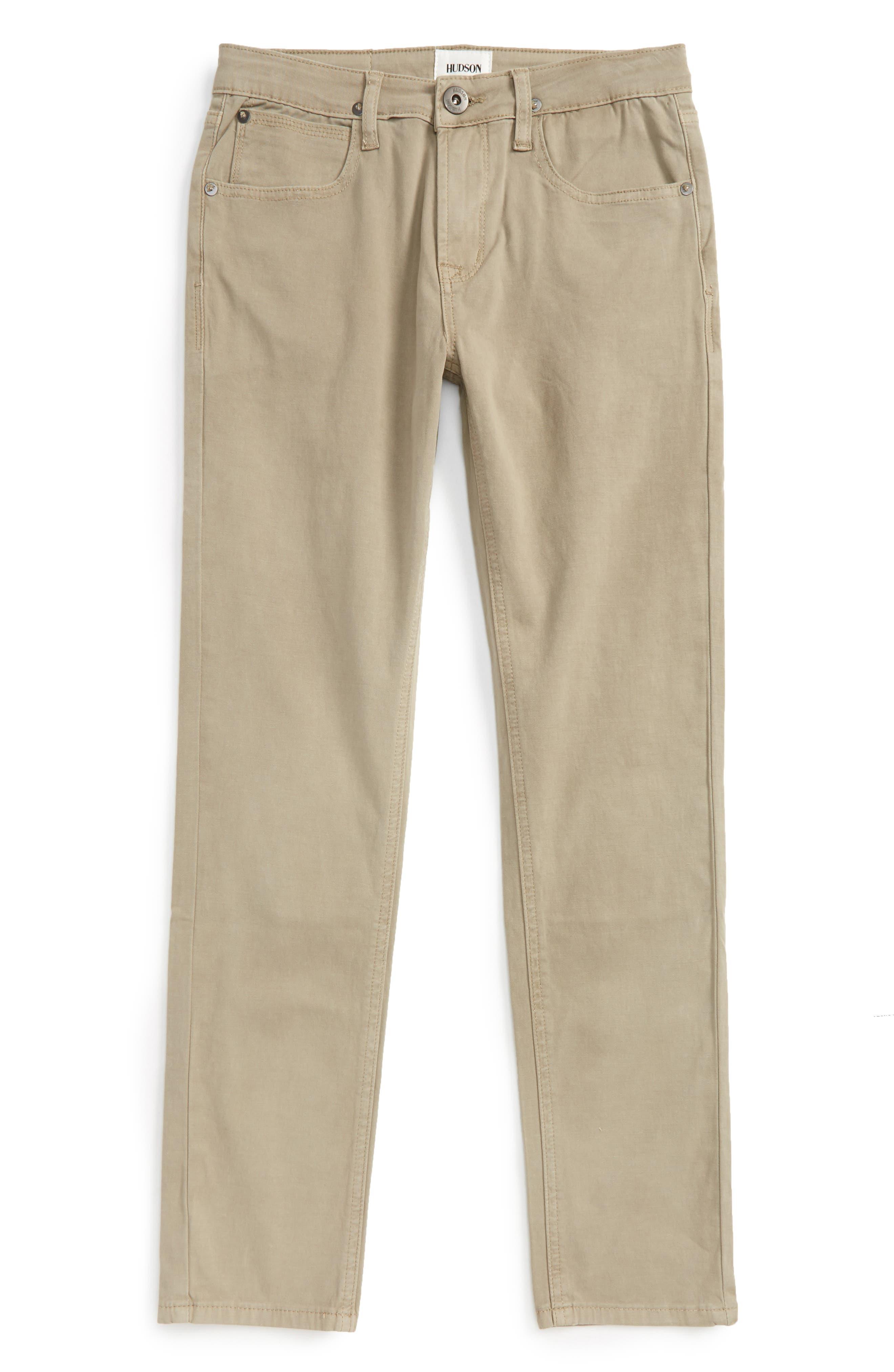 Hudson Jeans Jagger Slim Fit Straight Leg Pants,                             Main thumbnail 2, color,