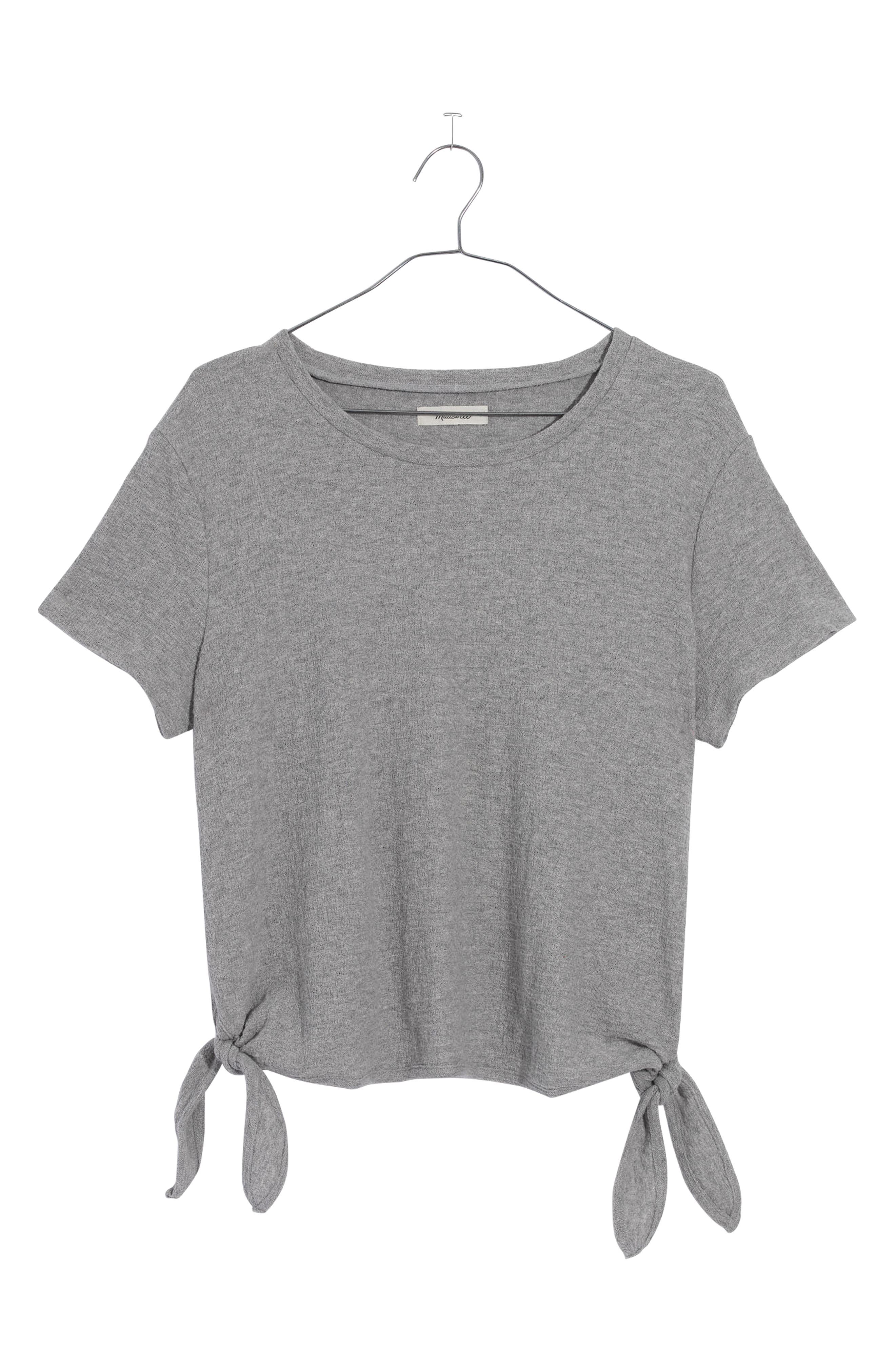 Modern Side Tie Top,                             Main thumbnail 2, color,