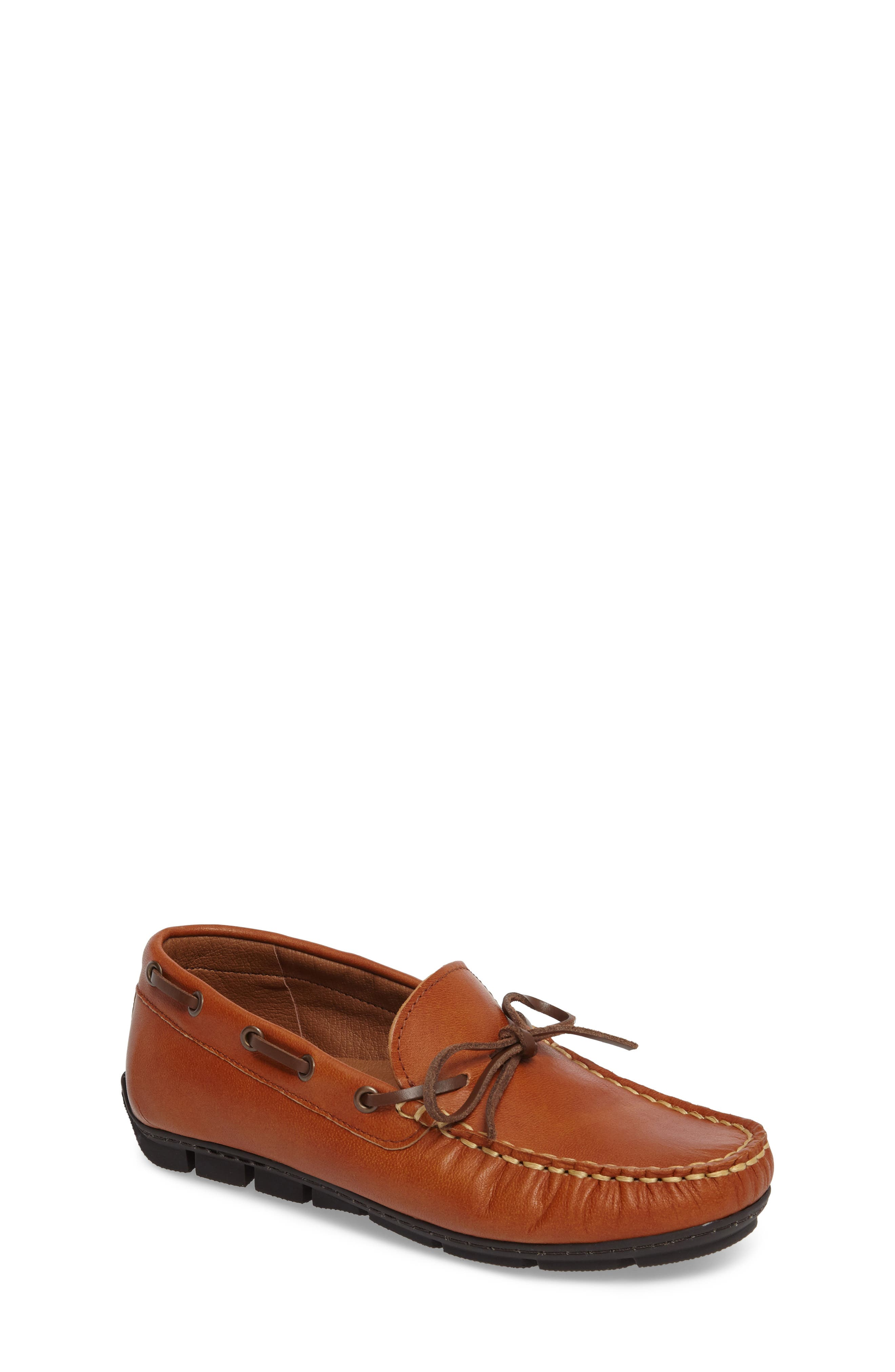 Doile Loafer,                         Main,                         color, NATURALE LEATHER