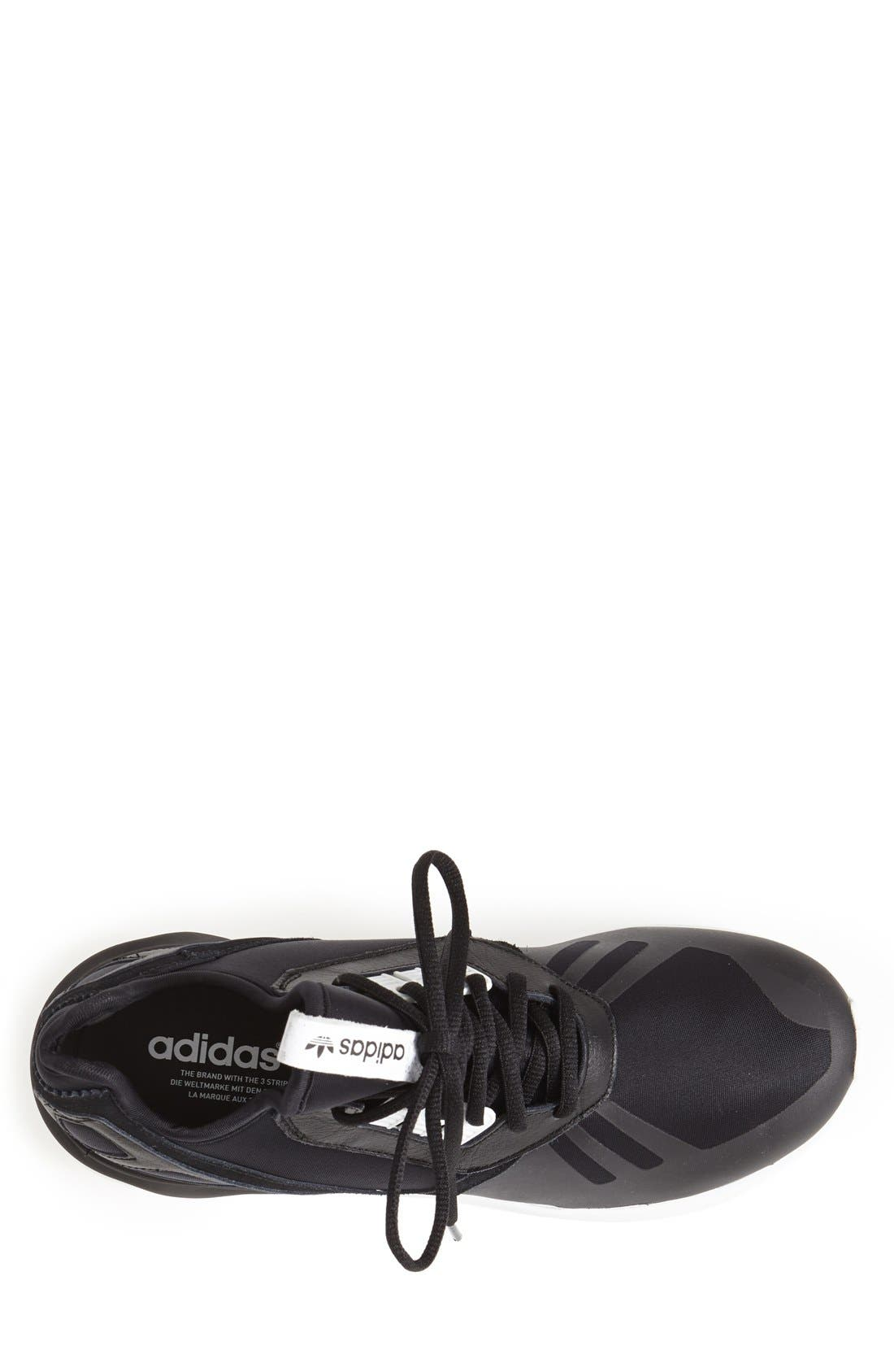 ADIDAS,                             'Tubular Runner' Sneaker,                             Alternate thumbnail 2, color,                             001