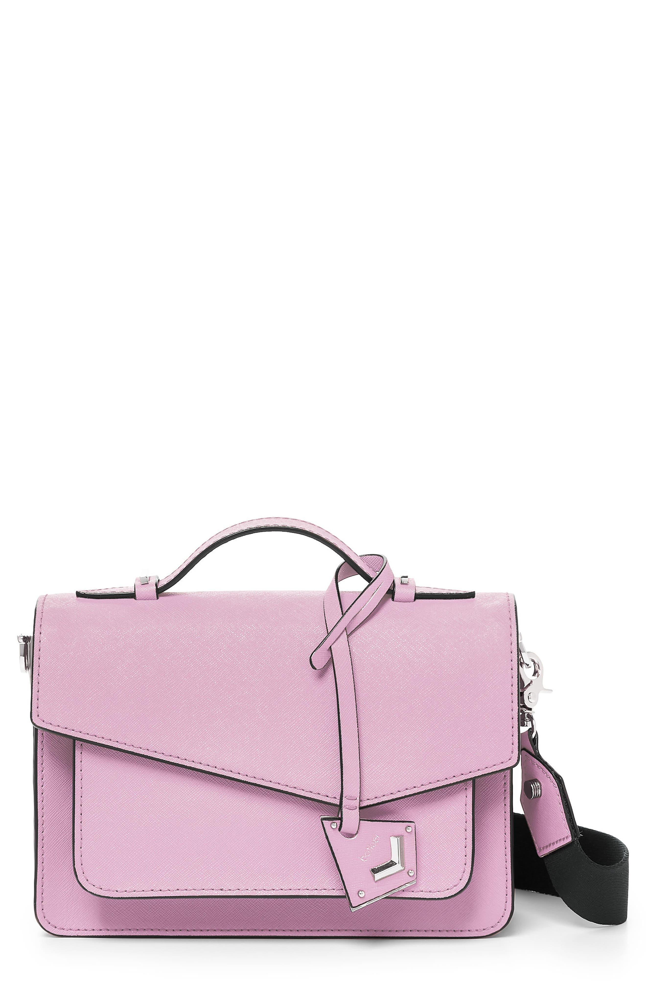 Cobble Hill Leather Crossbody Bag,                             Main thumbnail 12, color,