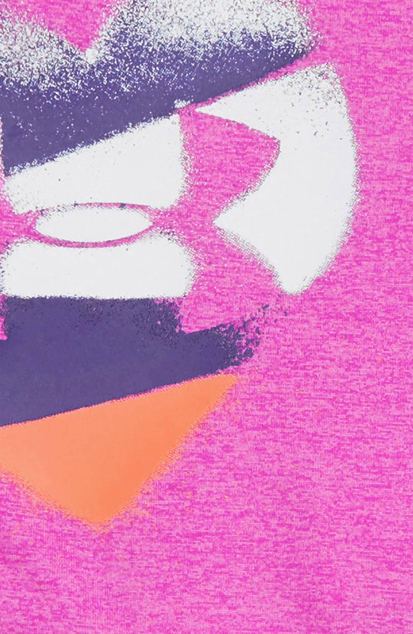 Drip Heart Tee & Leggings Set,                             Alternate thumbnail 2, color,                             650