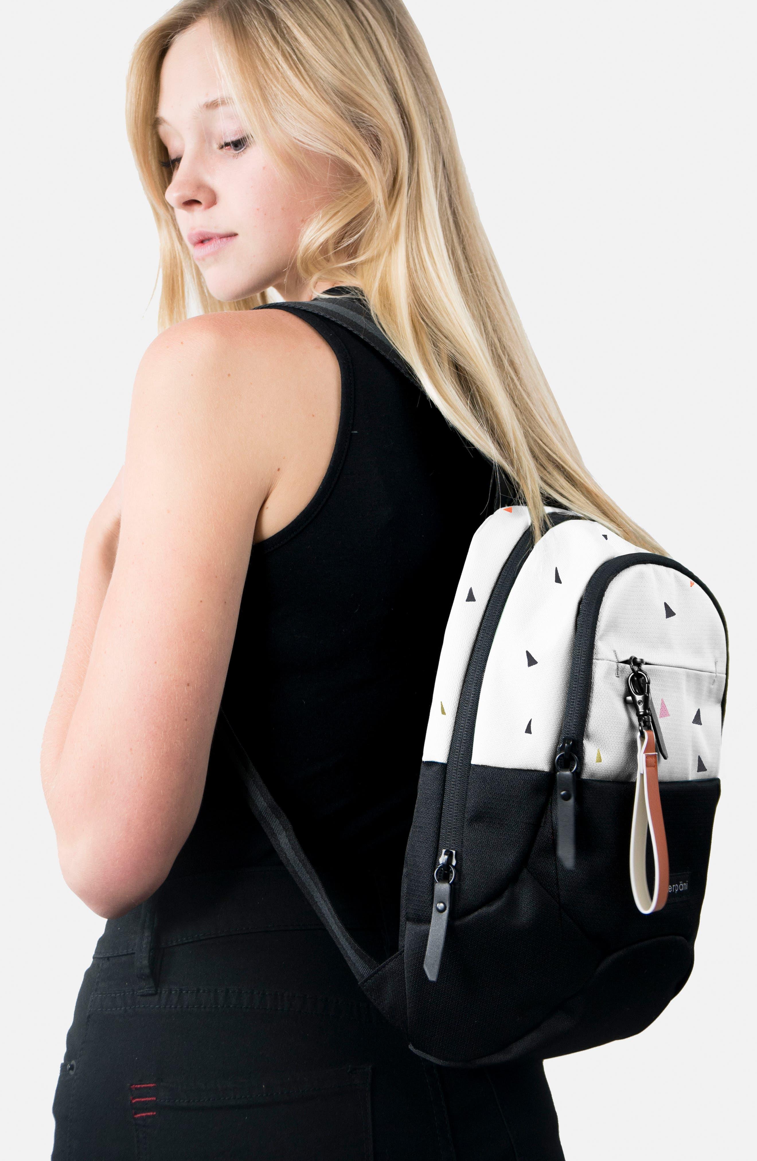 Mini Dash RFID Backpack,                             Alternate thumbnail 2, color,                             TRU NORTH