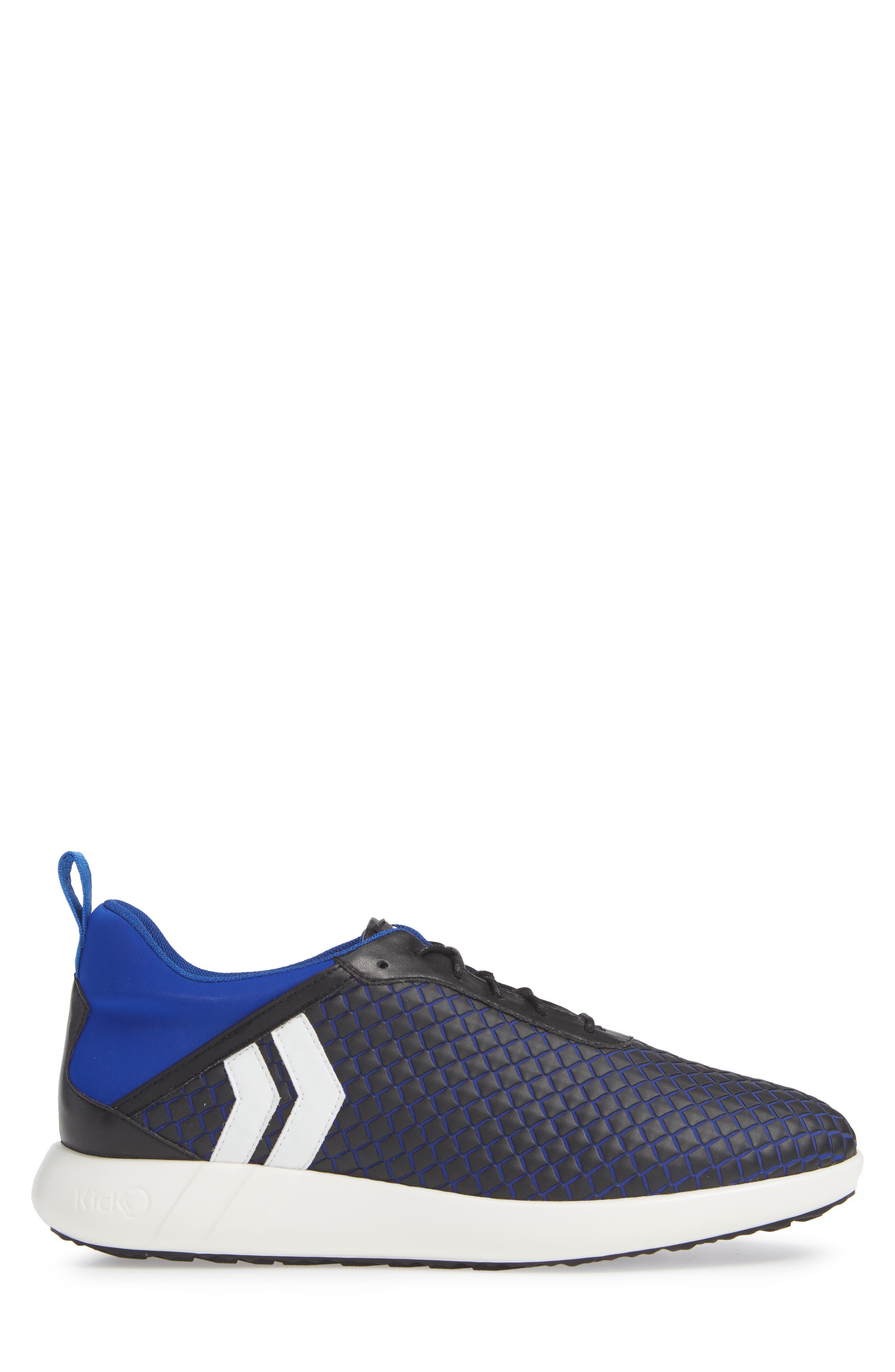 Onyx Sneaker,                             Alternate thumbnail 3, color,                             430