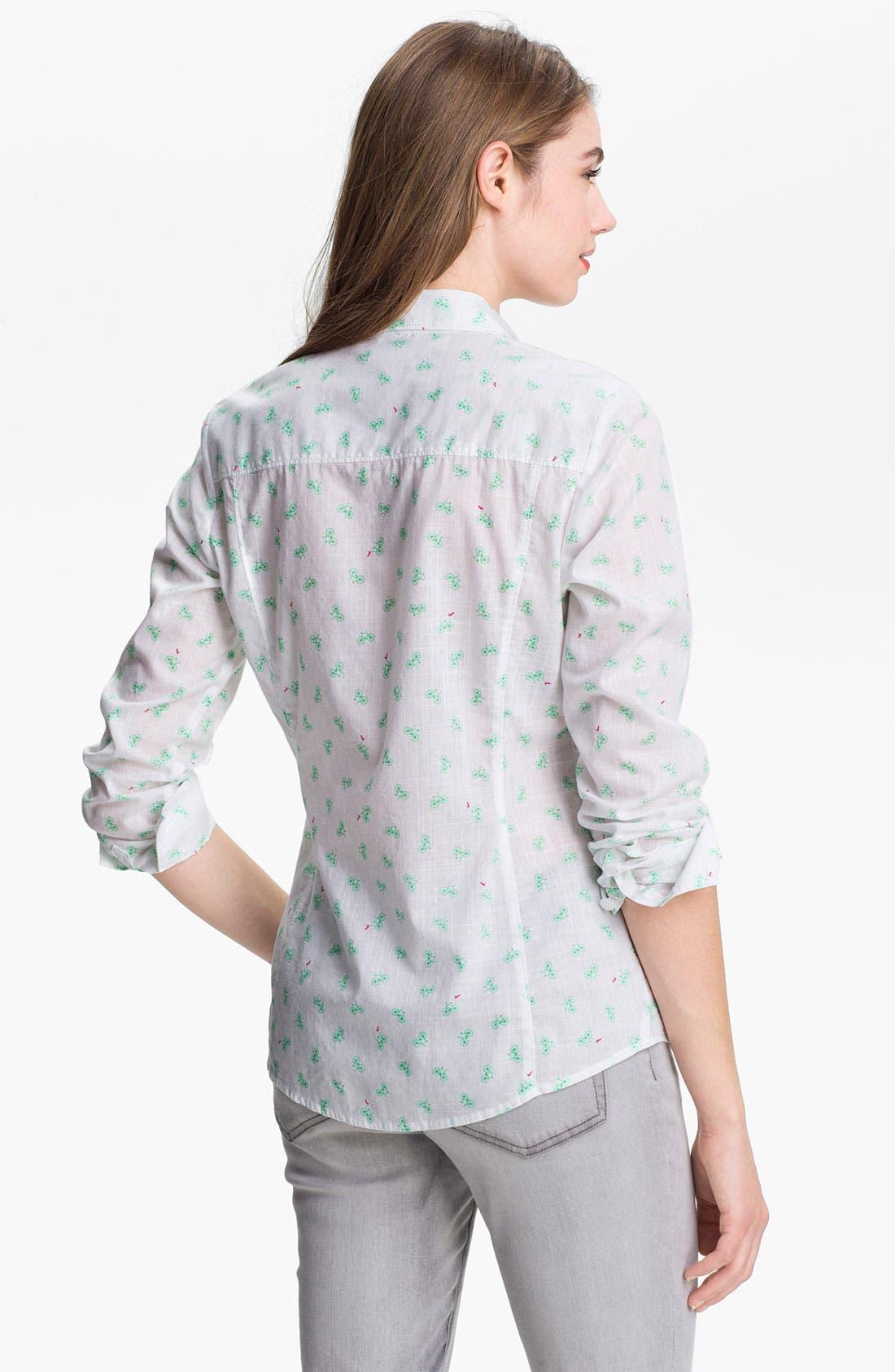 Long Sleeve Shirt,                             Alternate thumbnail 45, color,