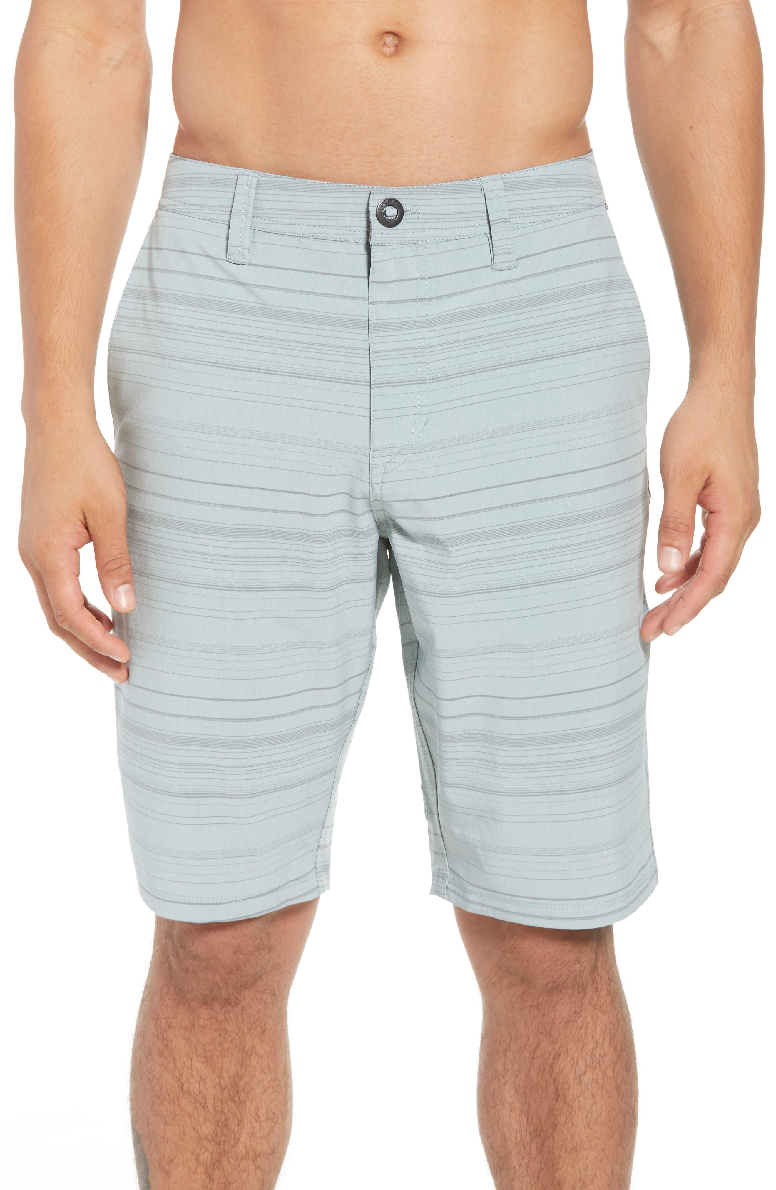 Surf N' Turf Mix Hybrid Shorts,                             Alternate thumbnail 21, color,