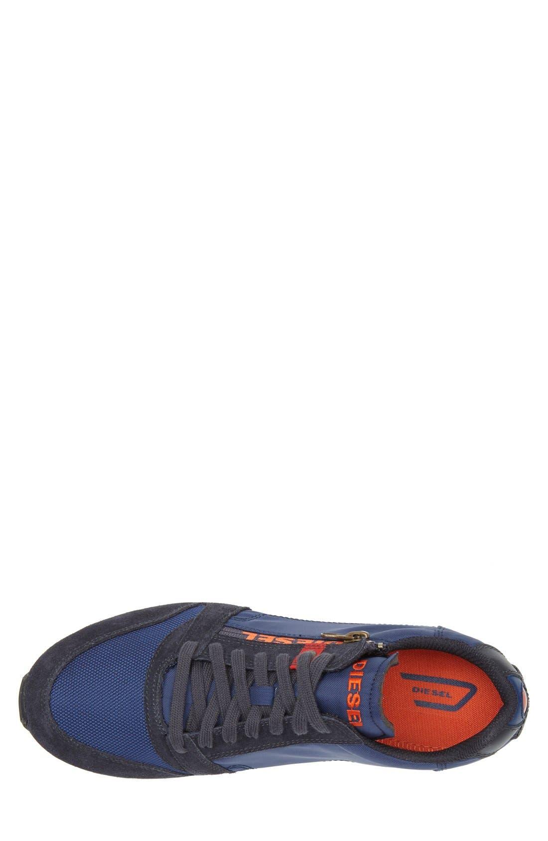 'Black Jake Slocker' Sneaker,                             Alternate thumbnail 3, color,                             400
