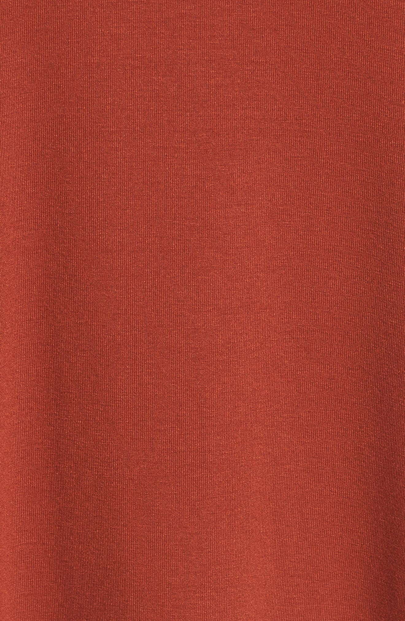 Lightweight Jersey Round Neck Tunic,                             Alternate thumbnail 29, color,