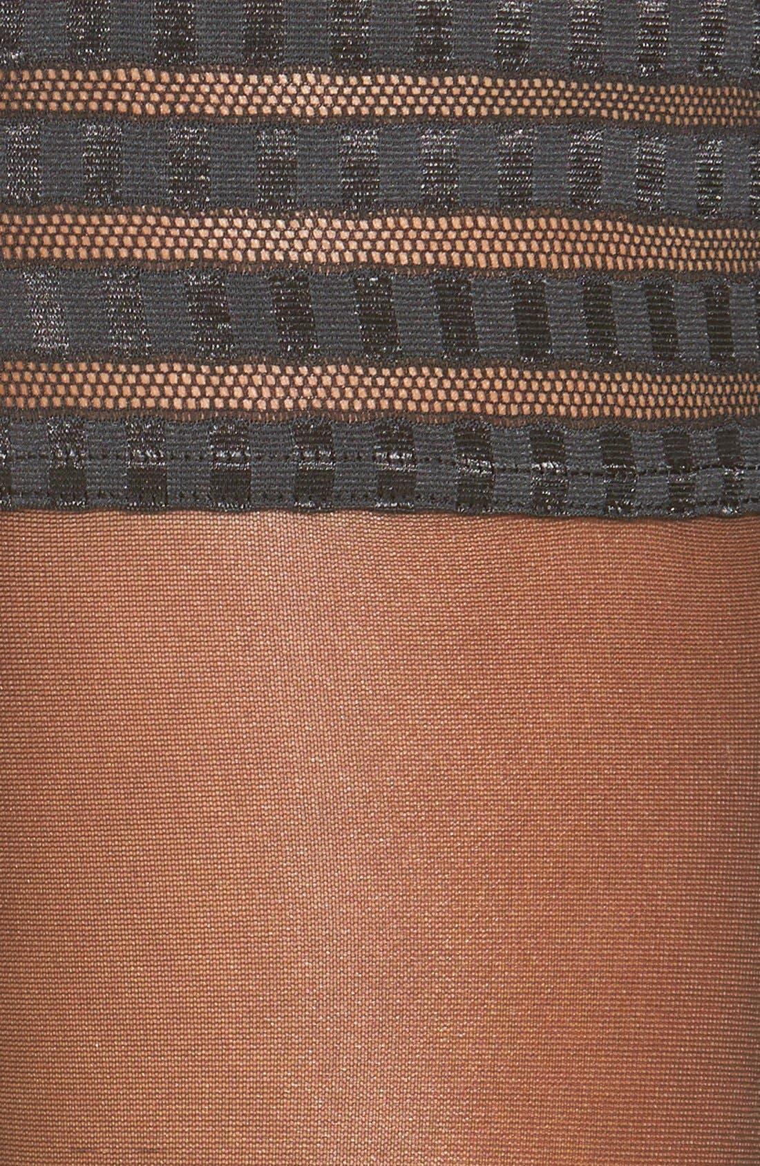 'Pure Matt 20' Stay-Up Stockings,                             Alternate thumbnail 15, color,