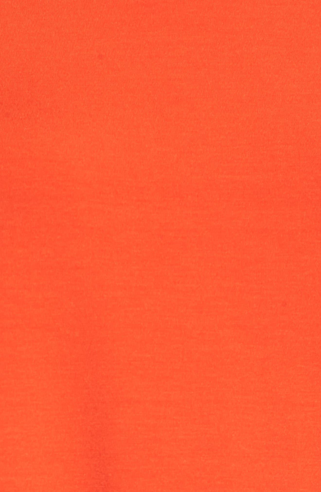 Asymmetrical Jersey Top,                             Alternate thumbnail 39, color,