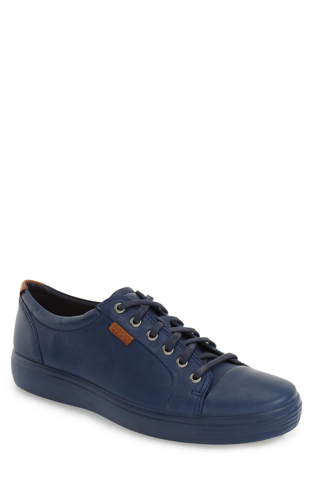 Soft VII Lace-Up Sneaker,                             Main thumbnail 18, color,