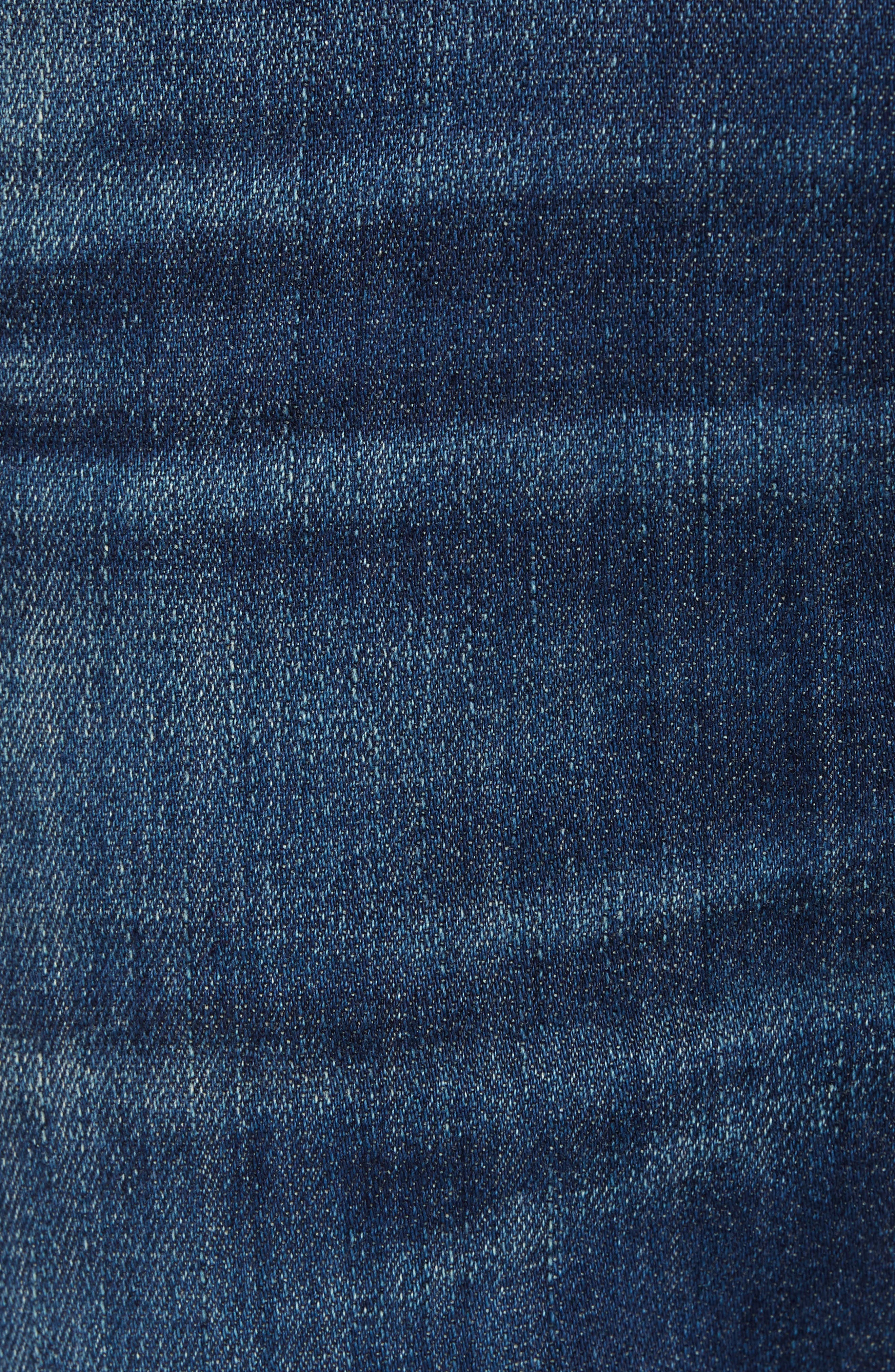 Core Slim Fit Jeans,                             Alternate thumbnail 5, color,                             ARENA