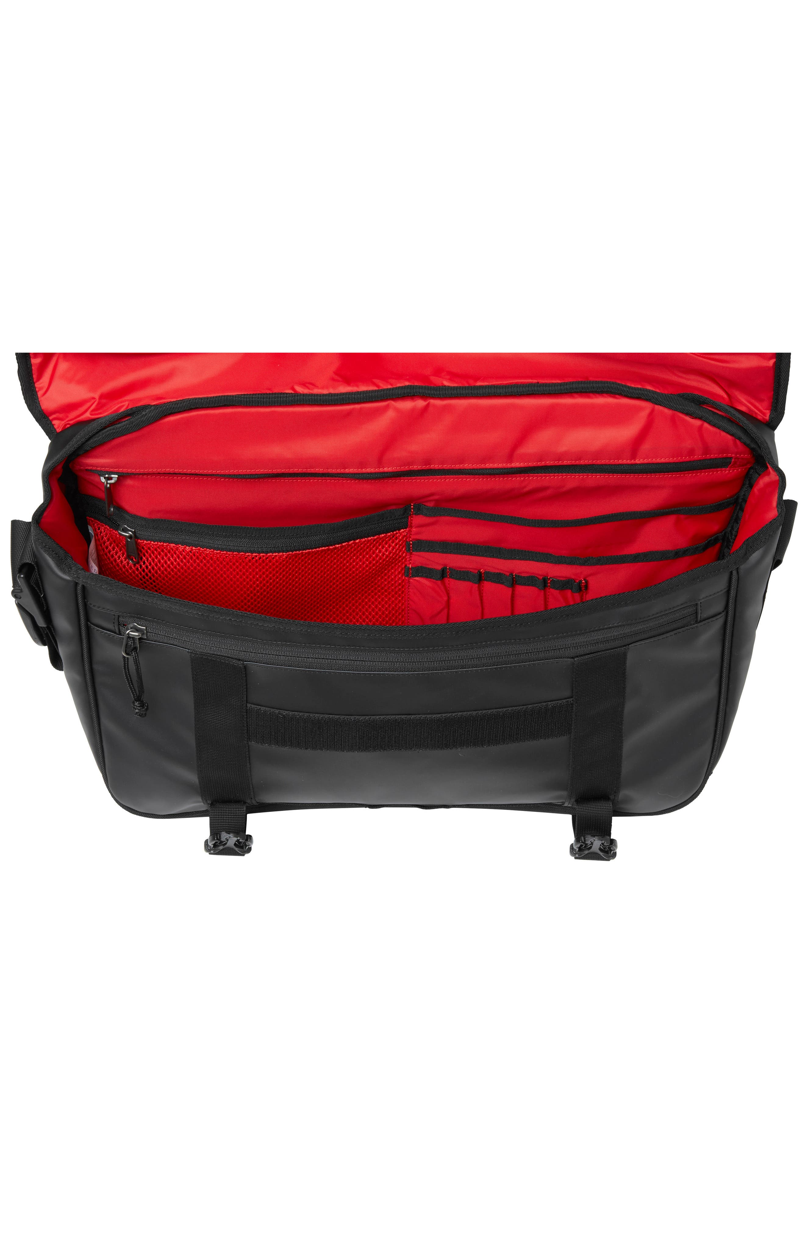 Travel Messenger Bag,                             Alternate thumbnail 5, color,