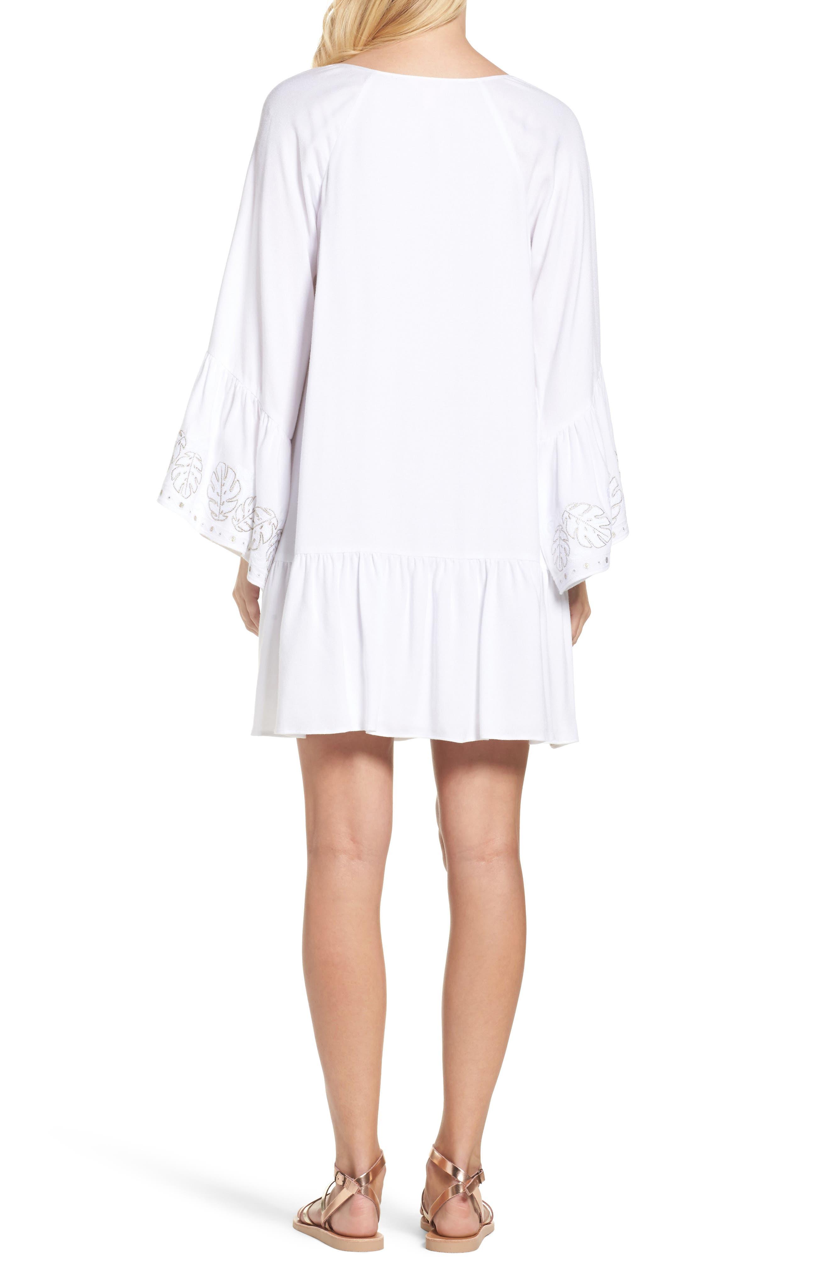 Amisa Tunic Dress,                             Alternate thumbnail 2, color,                             115